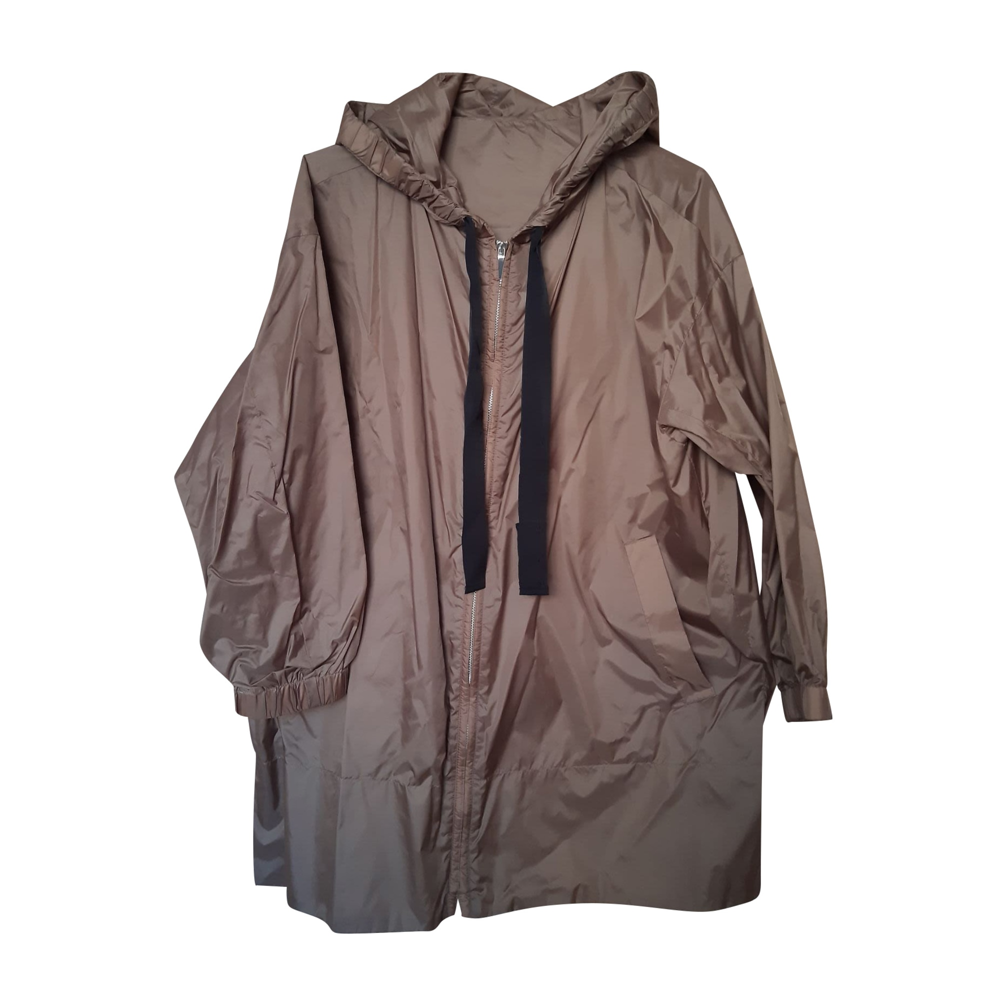Imperméable, trench MAX MARA Beige, camel