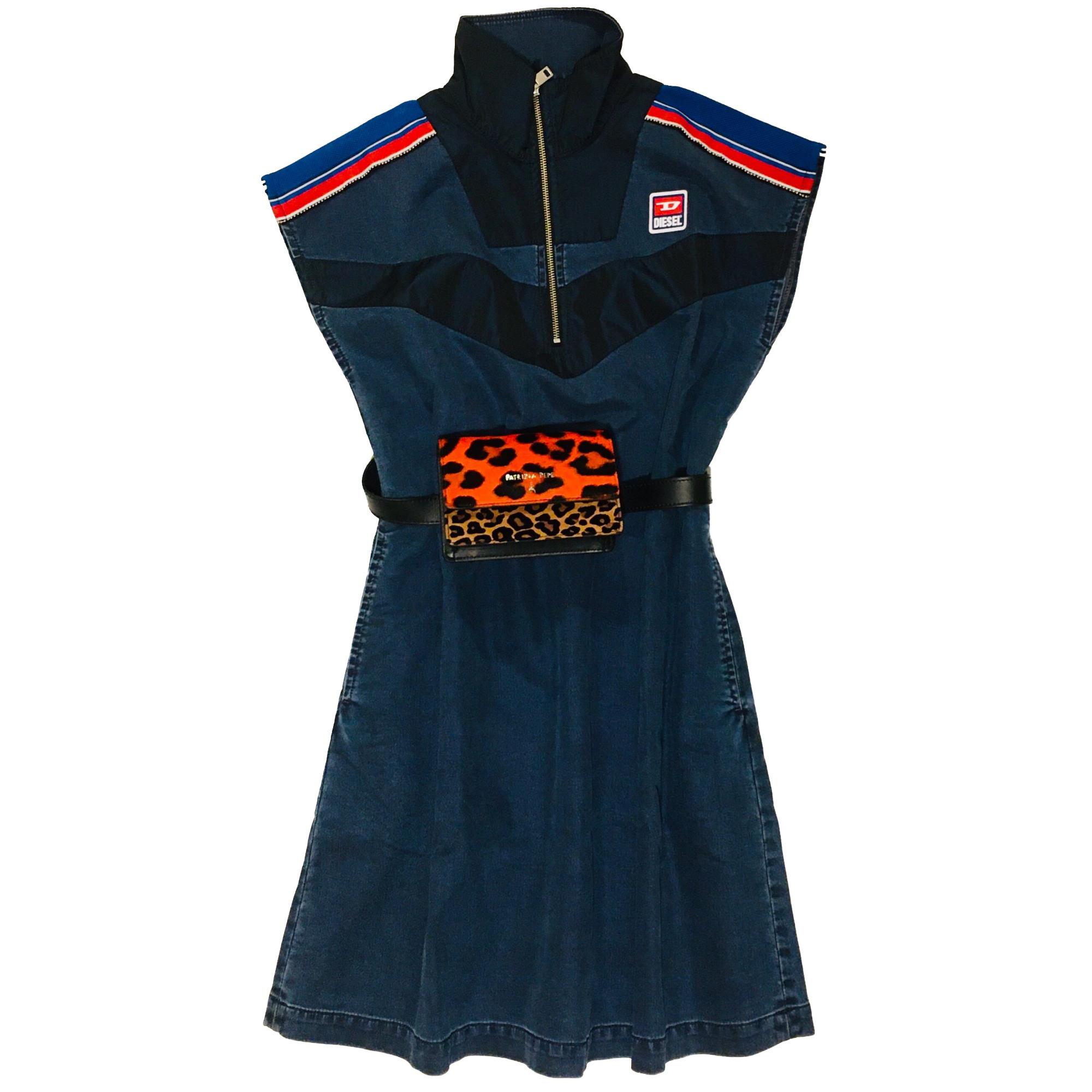 Mini-Kleid DIESEL Mehrfarbig