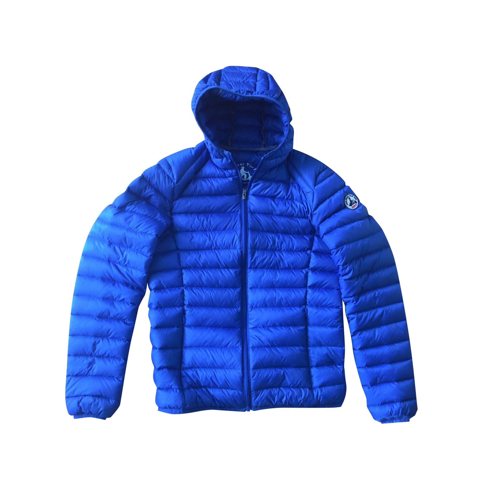 Doudoune JOTT Bleu, bleu marine, bleu turquoise