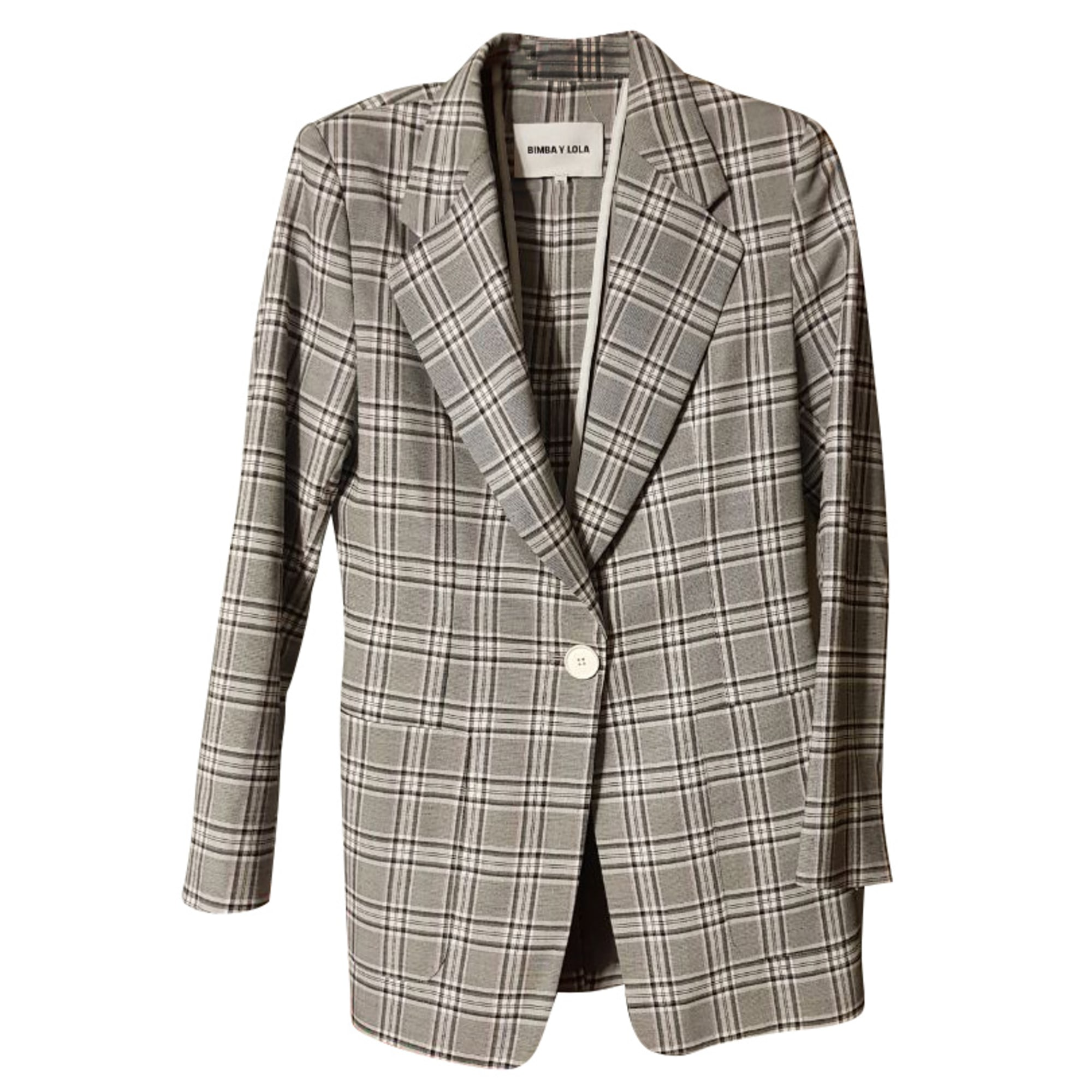 Blazer, veste tailleur BIMBA & LOLA Gris, anthracite