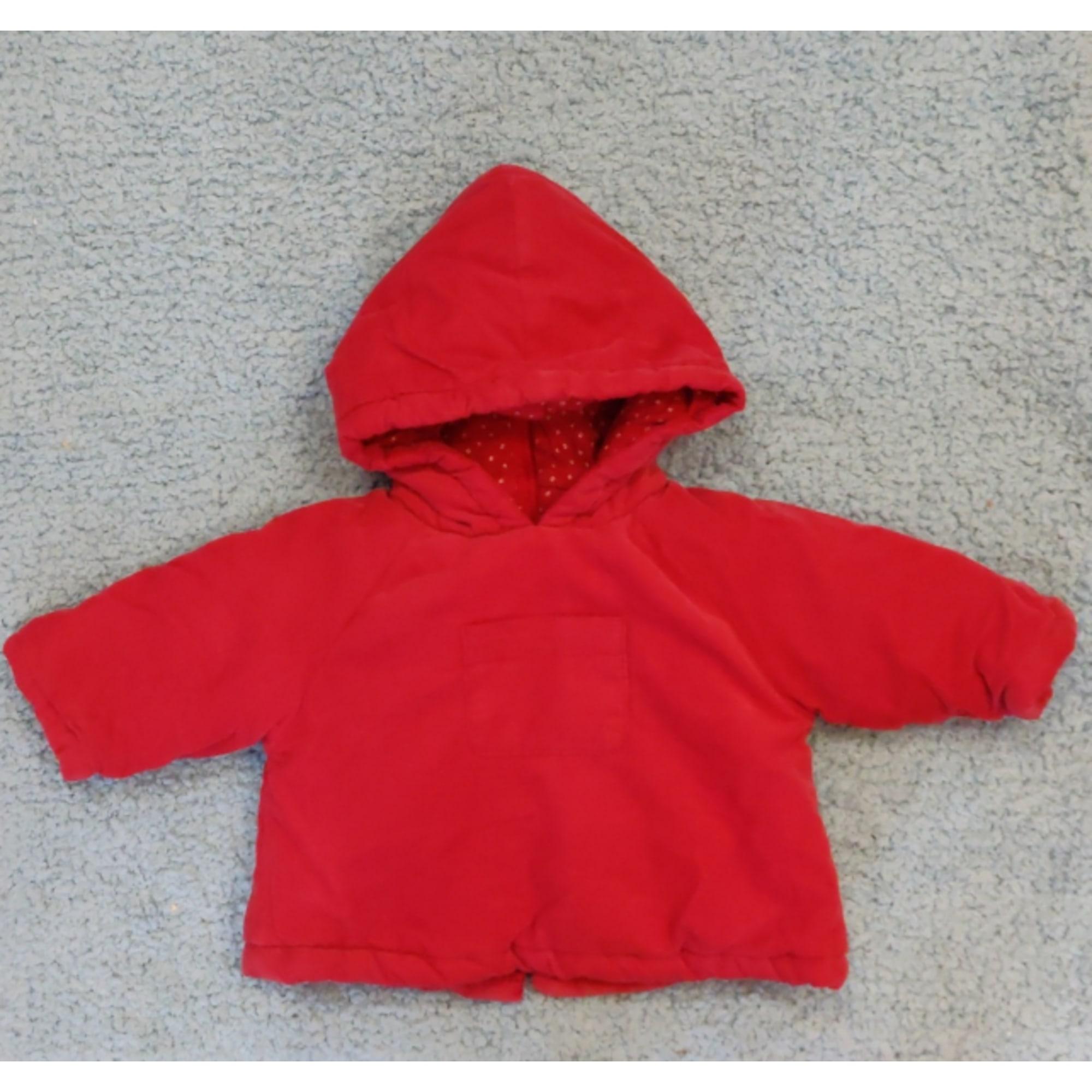 Coat BOUT'CHOU Pink, fuchsia, light pink