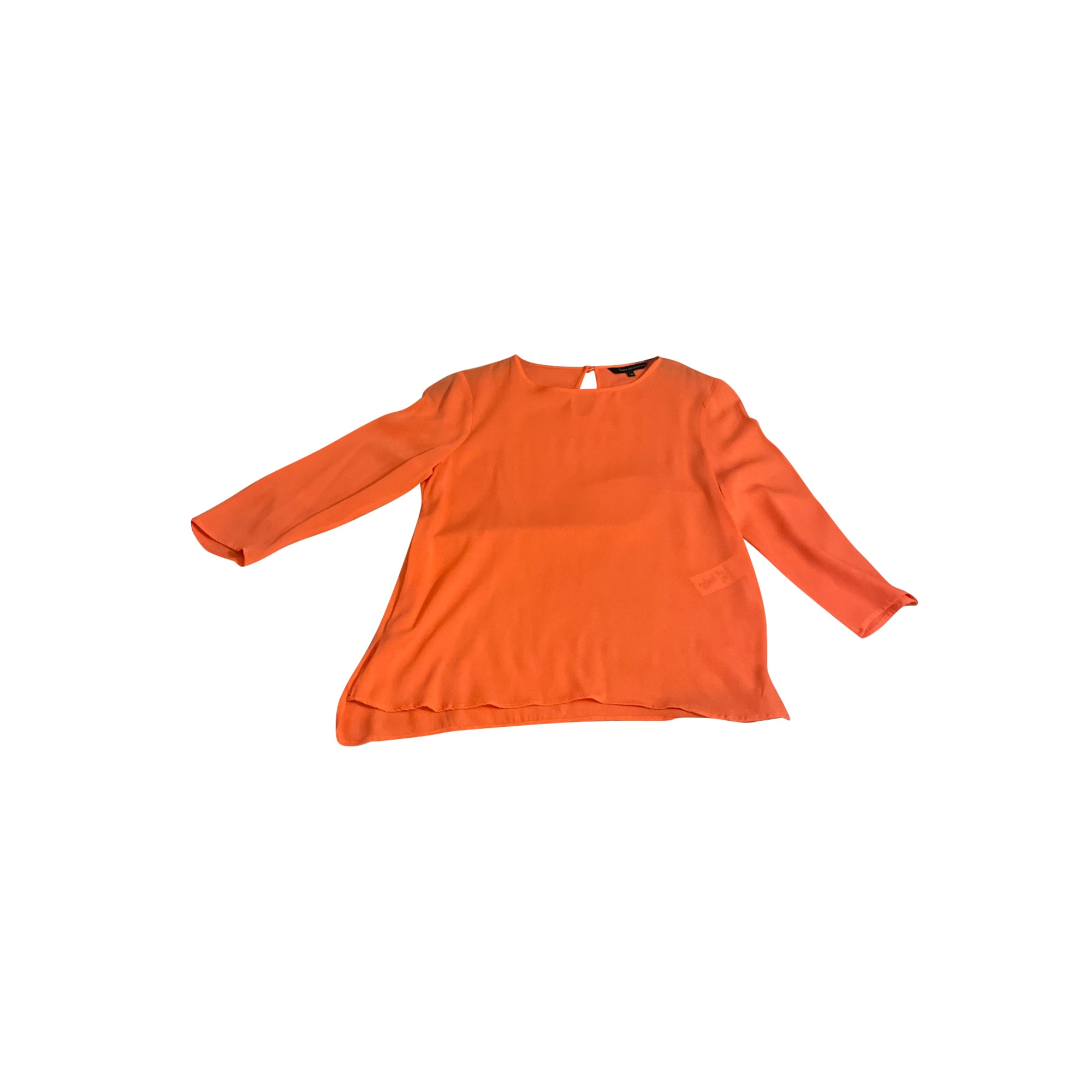 Top, tee-shirt TARA JARMON Corail