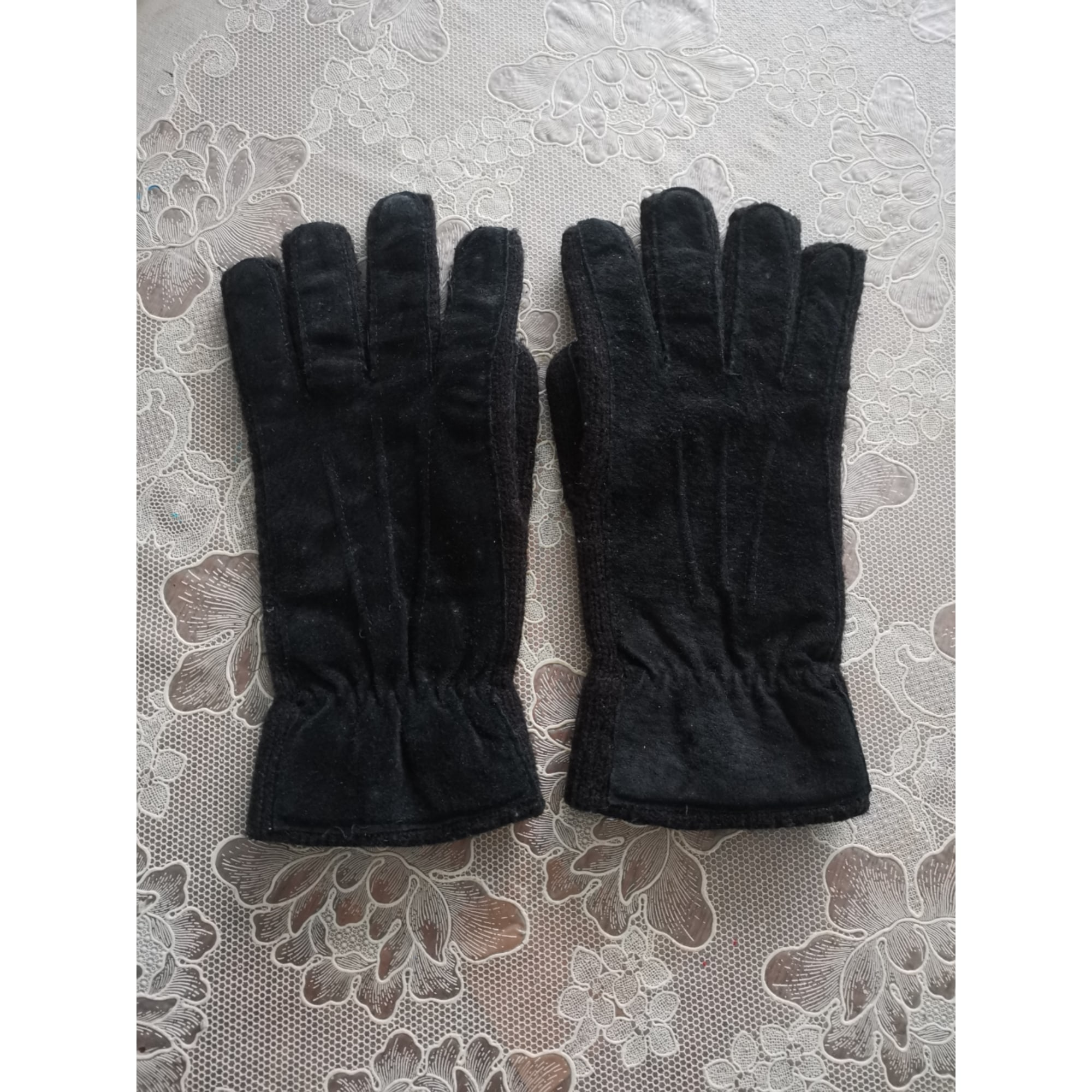 Gants ISOTONER Noir