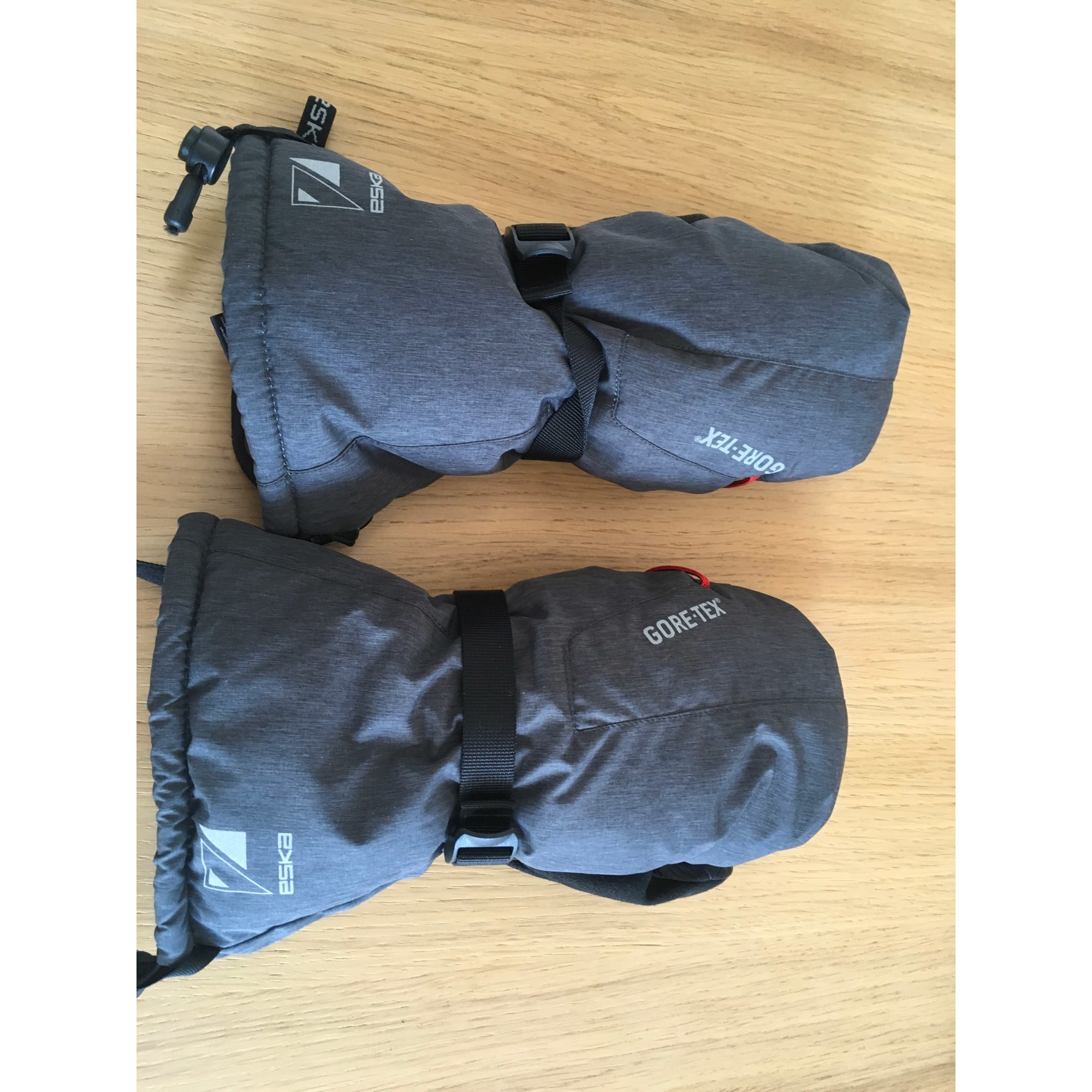 Handschuhe GORE-TEX Grau, anthrazit