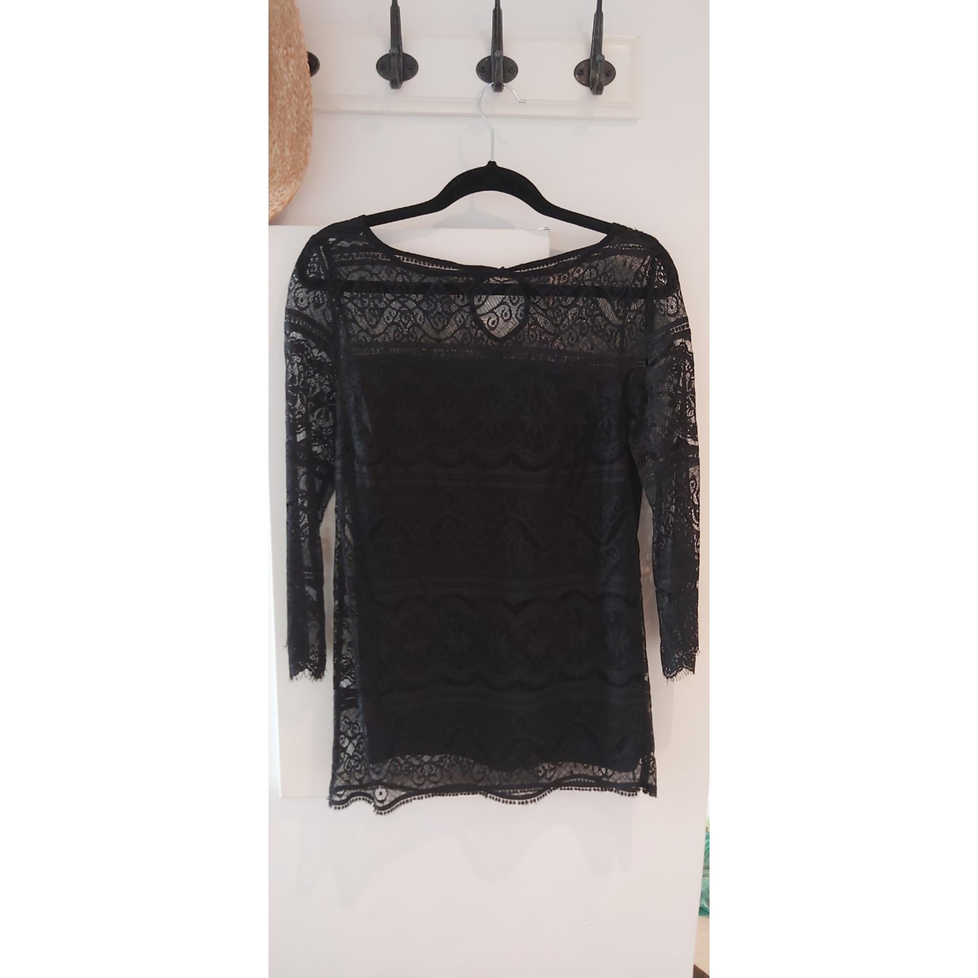 Top, tee-shirt MAX STUDIO Noir