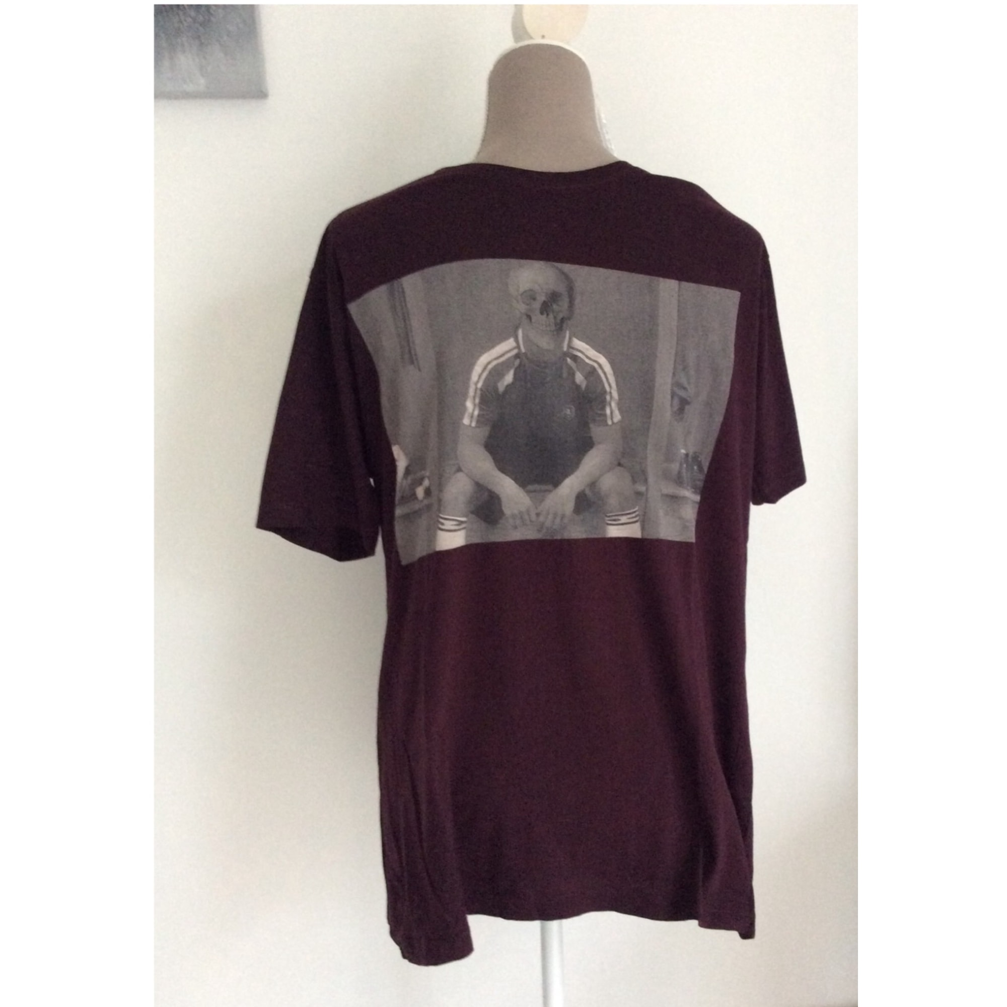 Tee-shirt THE KOOPLES Violet, mauve, lavande