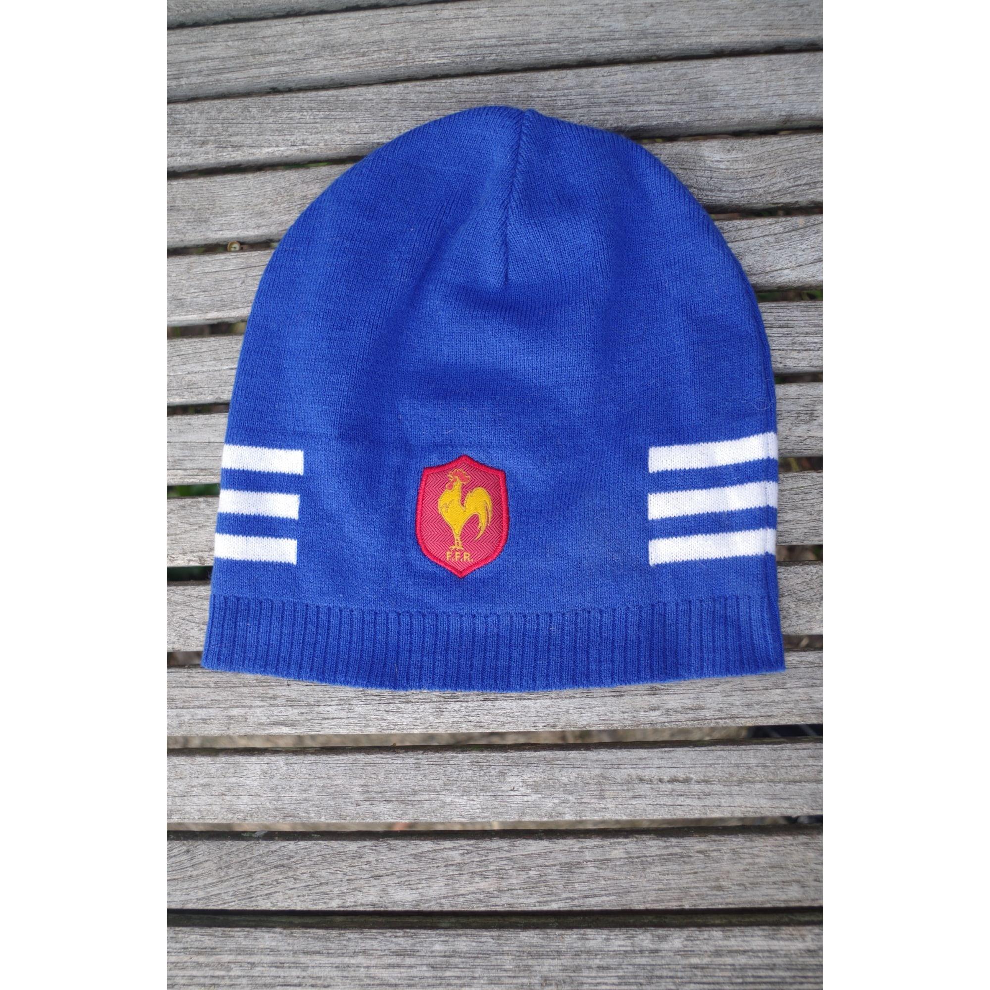 Bonnet ADIDAS Bleu, bleu marine, bleu turquoise