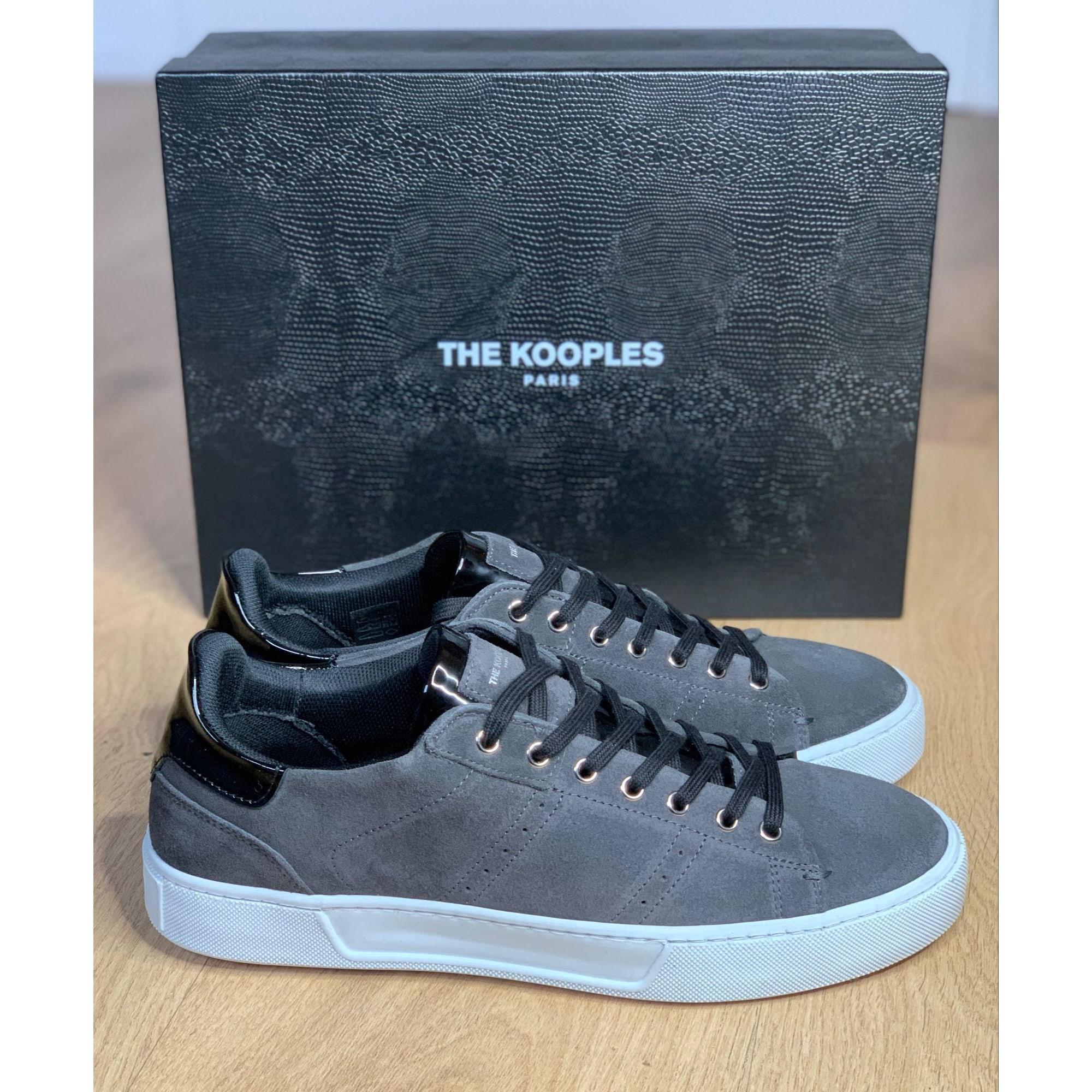 Sneakers THE KOOPLES Grau, anthrazit