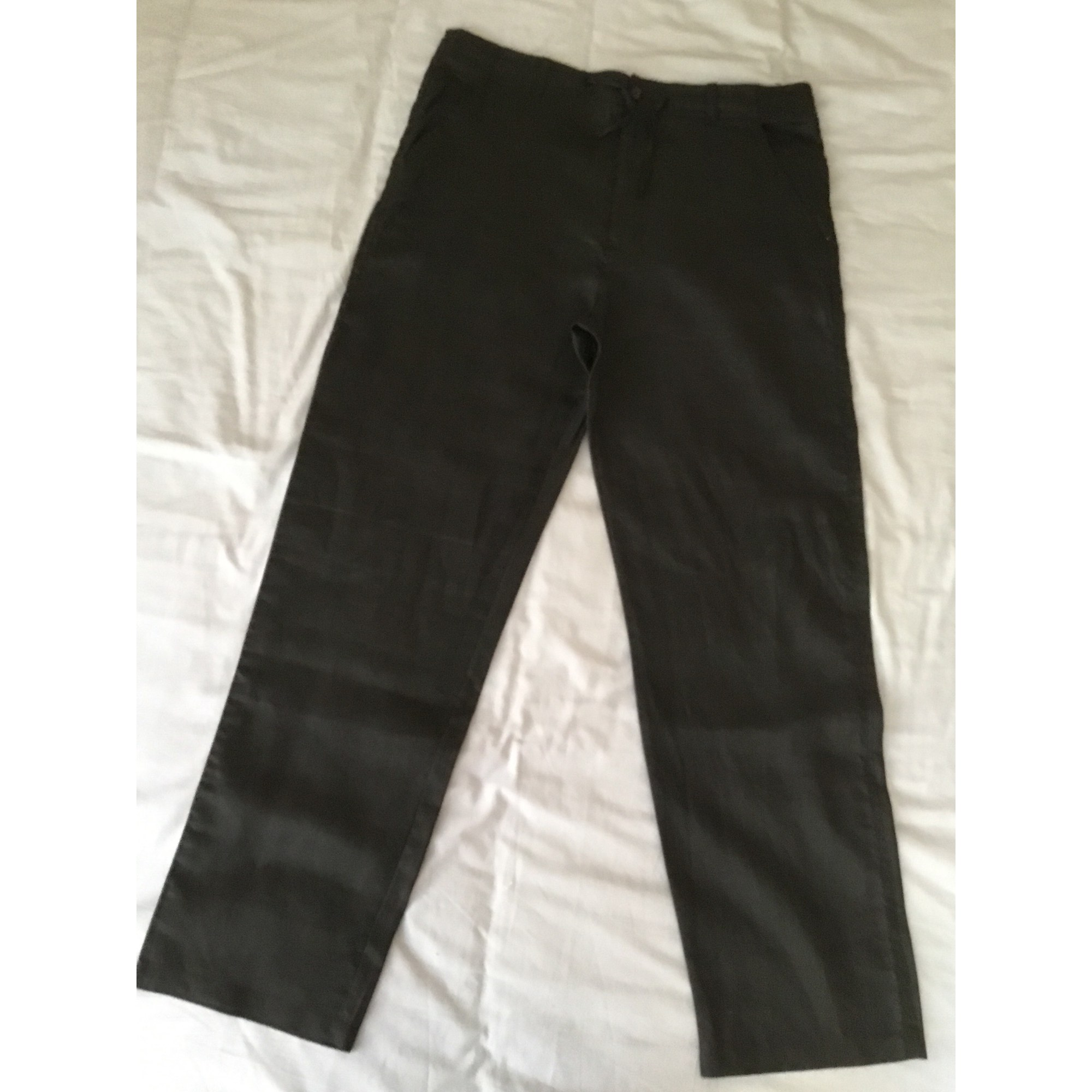 Pantalon large NEWORLD Noir