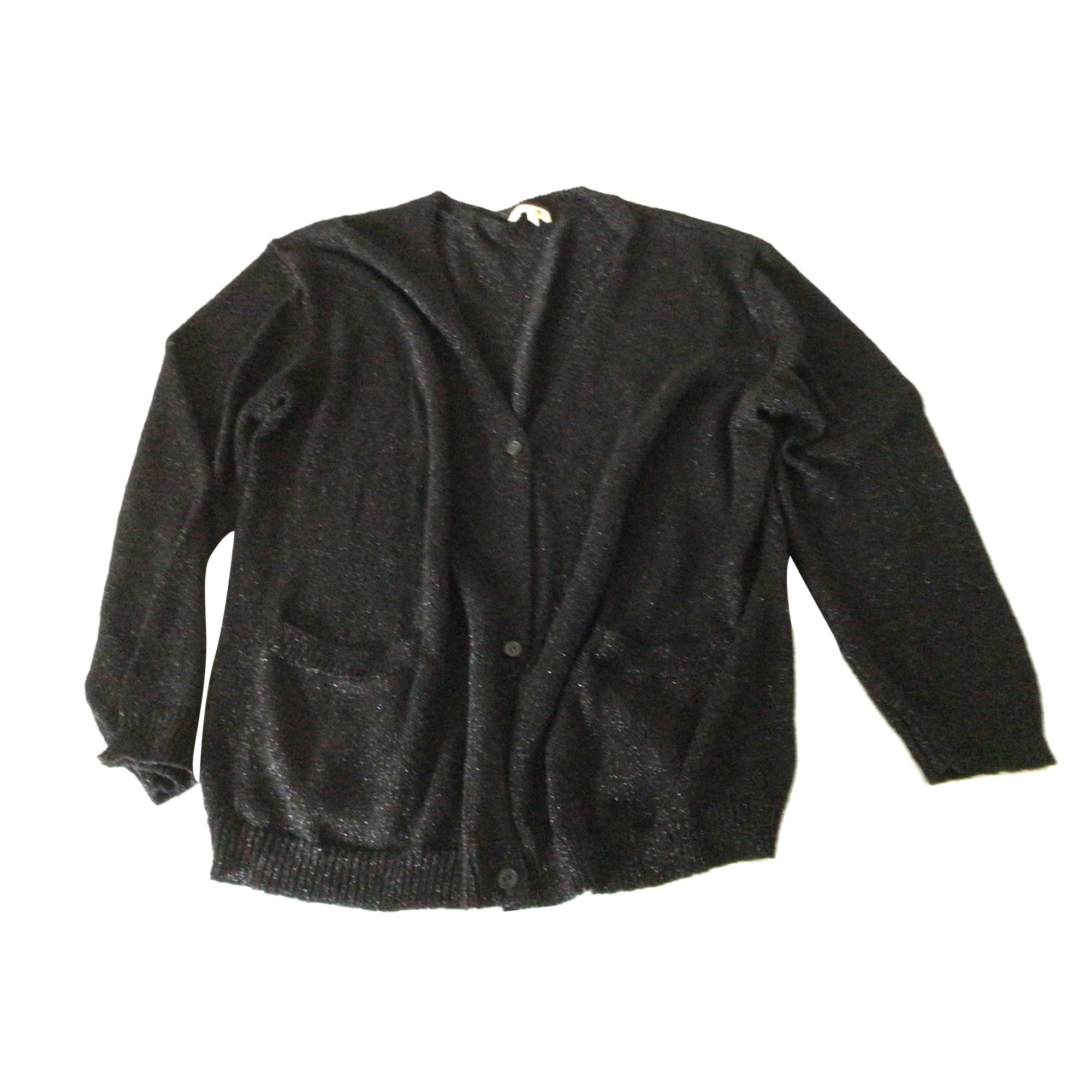 Gilet, cardigan SOEUR Noir