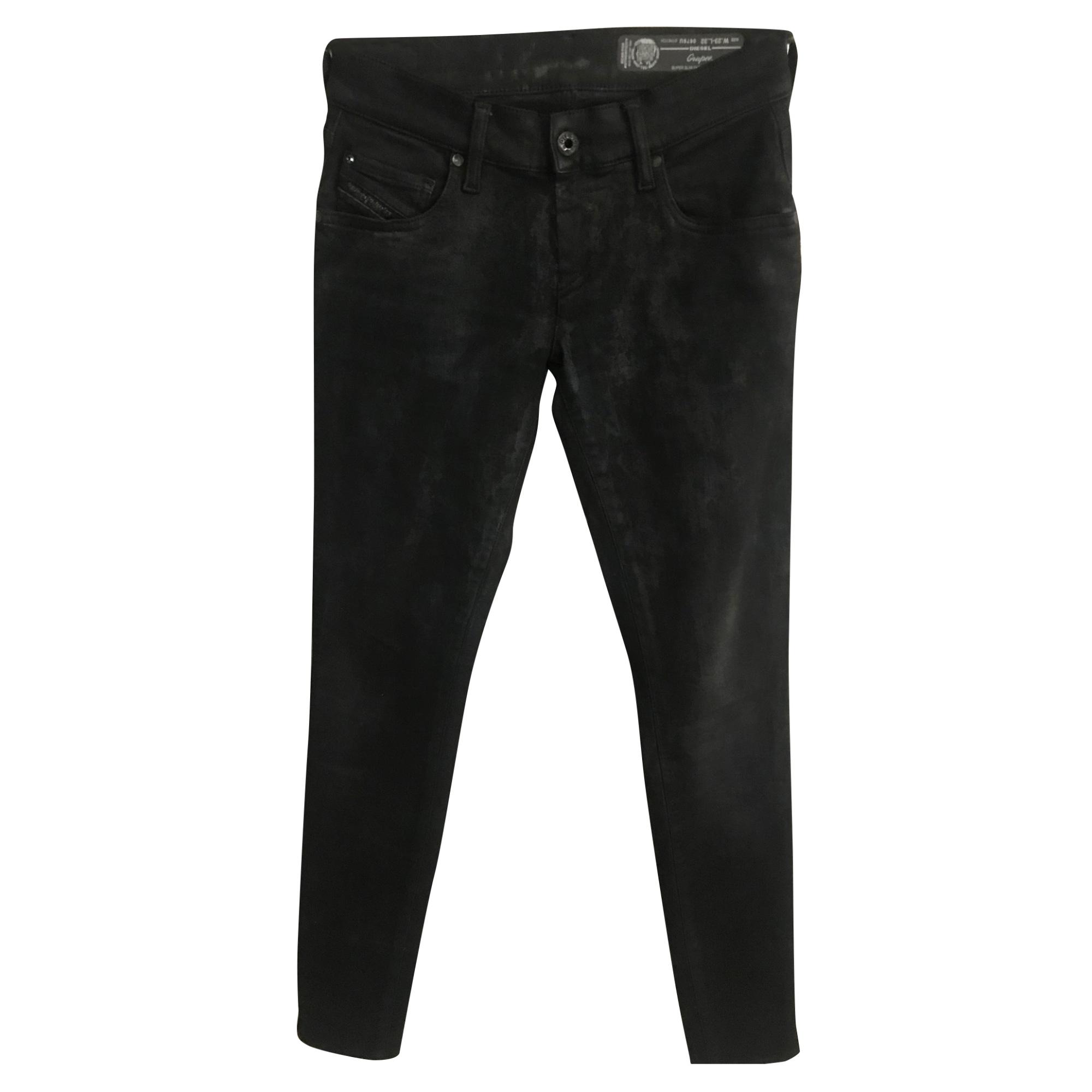 Skinny Jeans DIESEL Schwarz