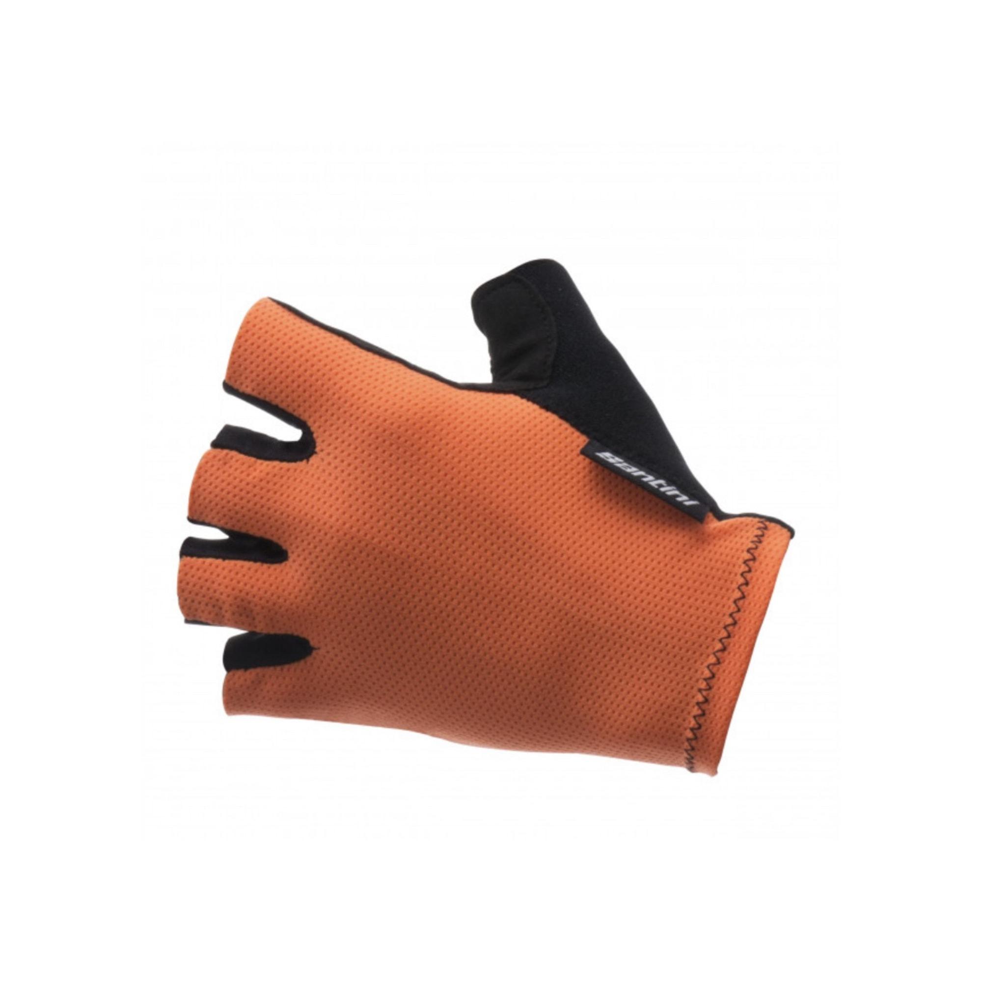 Handschuhe SANTINI Orange