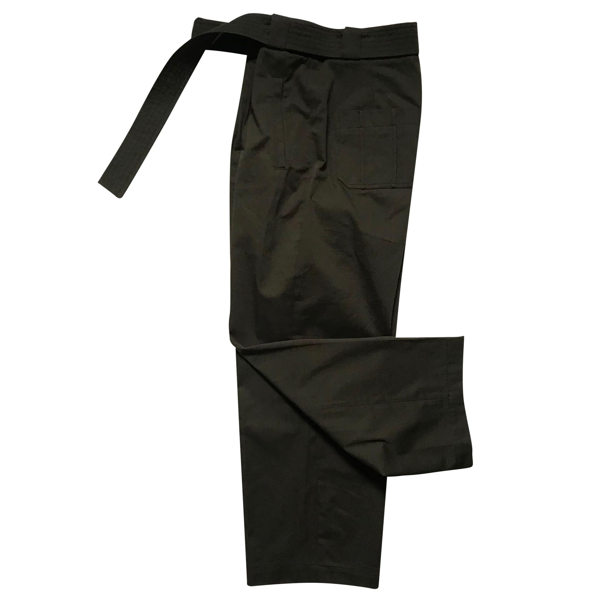 Pantalon large CLAUDIE PIERLOT Kaki