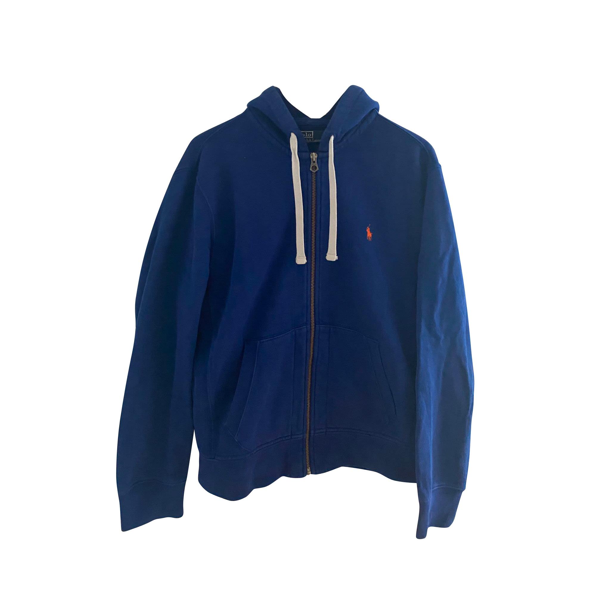 Gilet, cardigan RALPH LAUREN Bleu, bleu marine, bleu turquoise