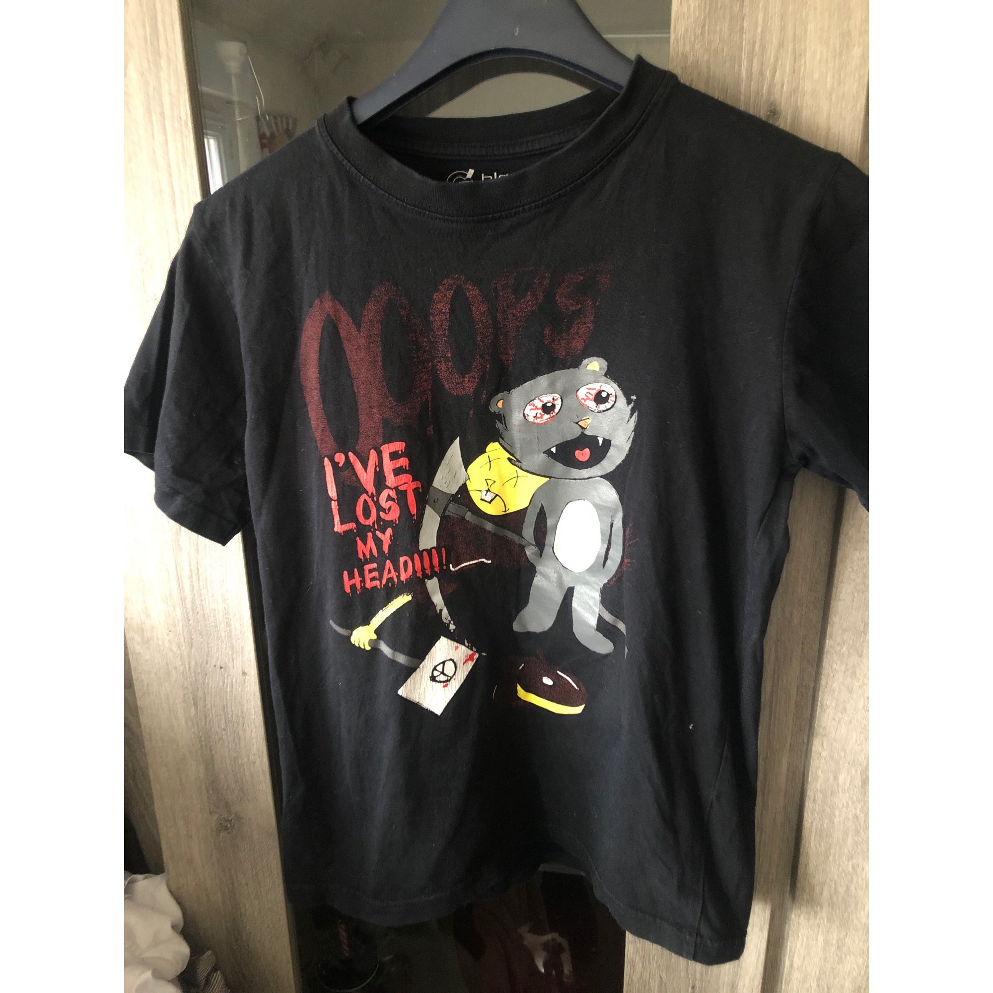 T-shirt GÉMO Black