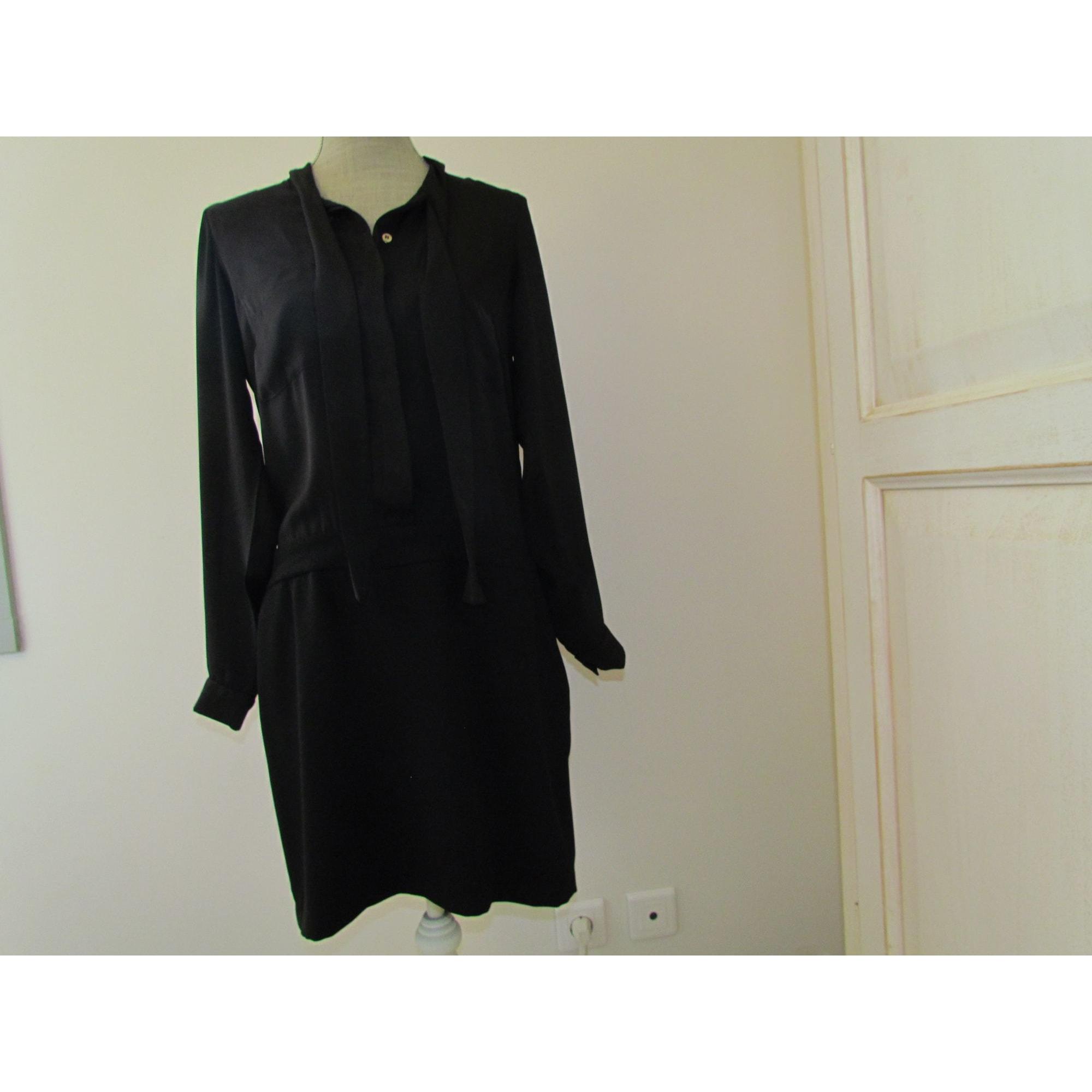 Robe mi-longue SINÉQUANONE Noir