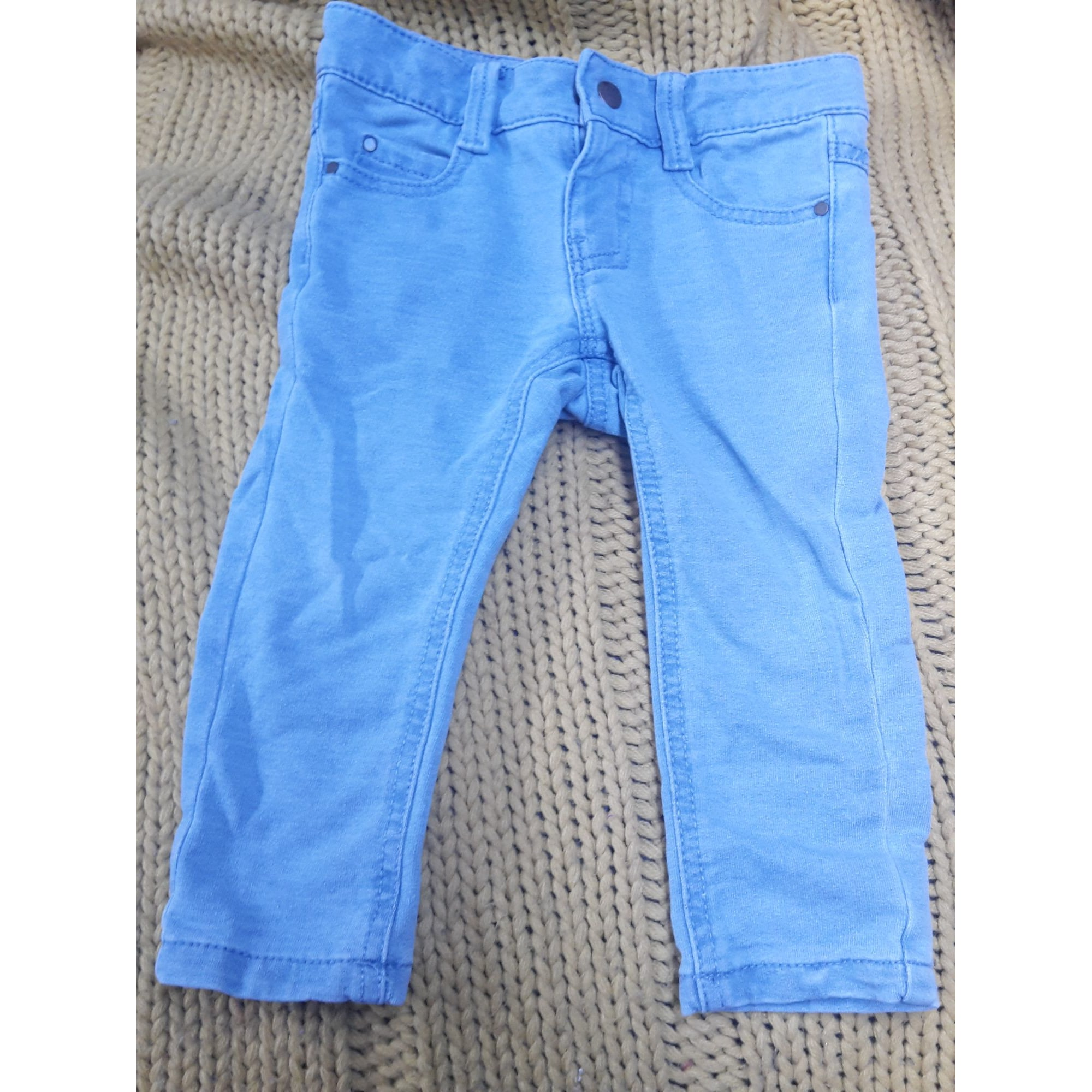 Pants BOUT'CHOU Blue, navy, turquoise