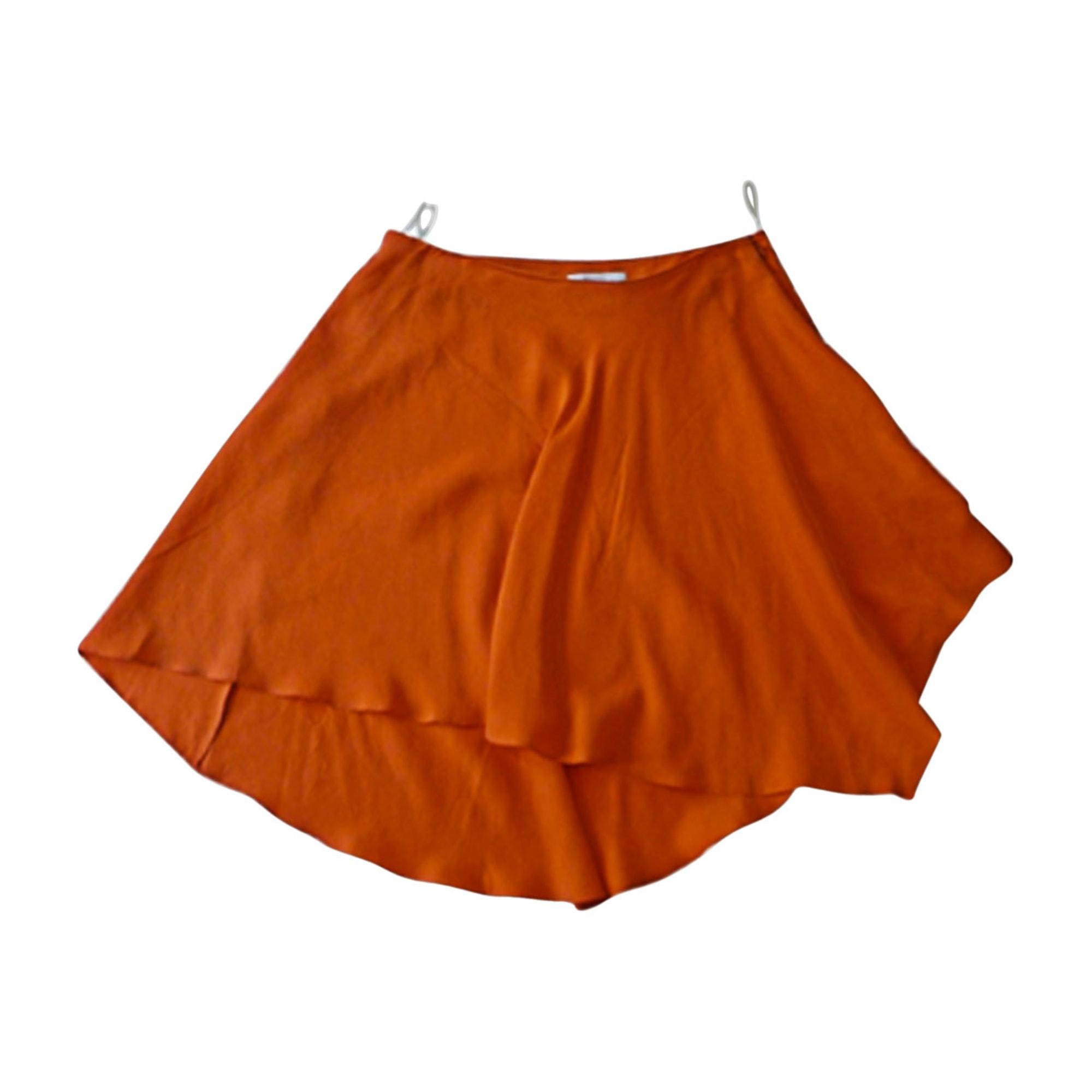 Jupe courte VANESSA BRUNO Orange