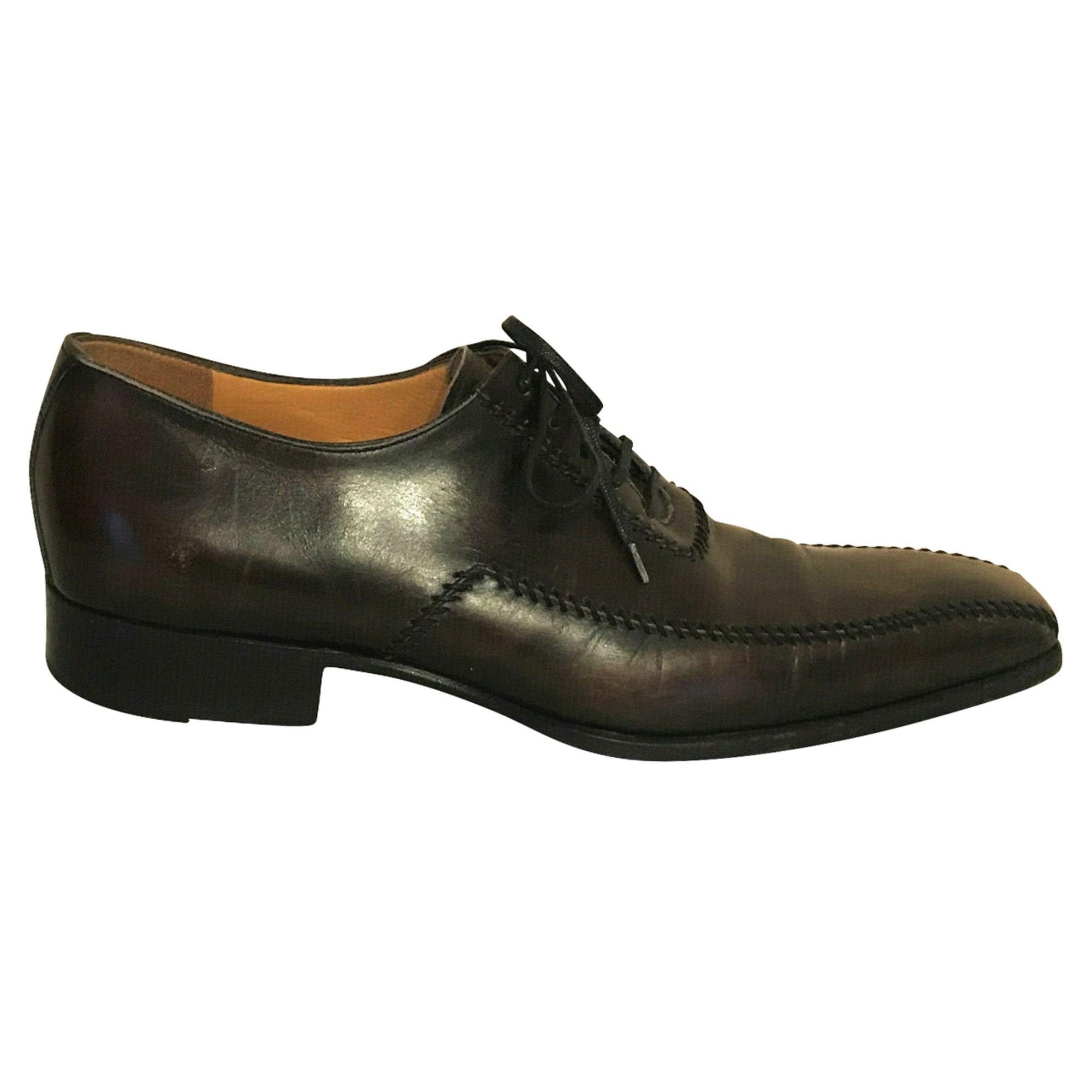 Chaussures à lacets GÉRARD SÉNÉ Marron