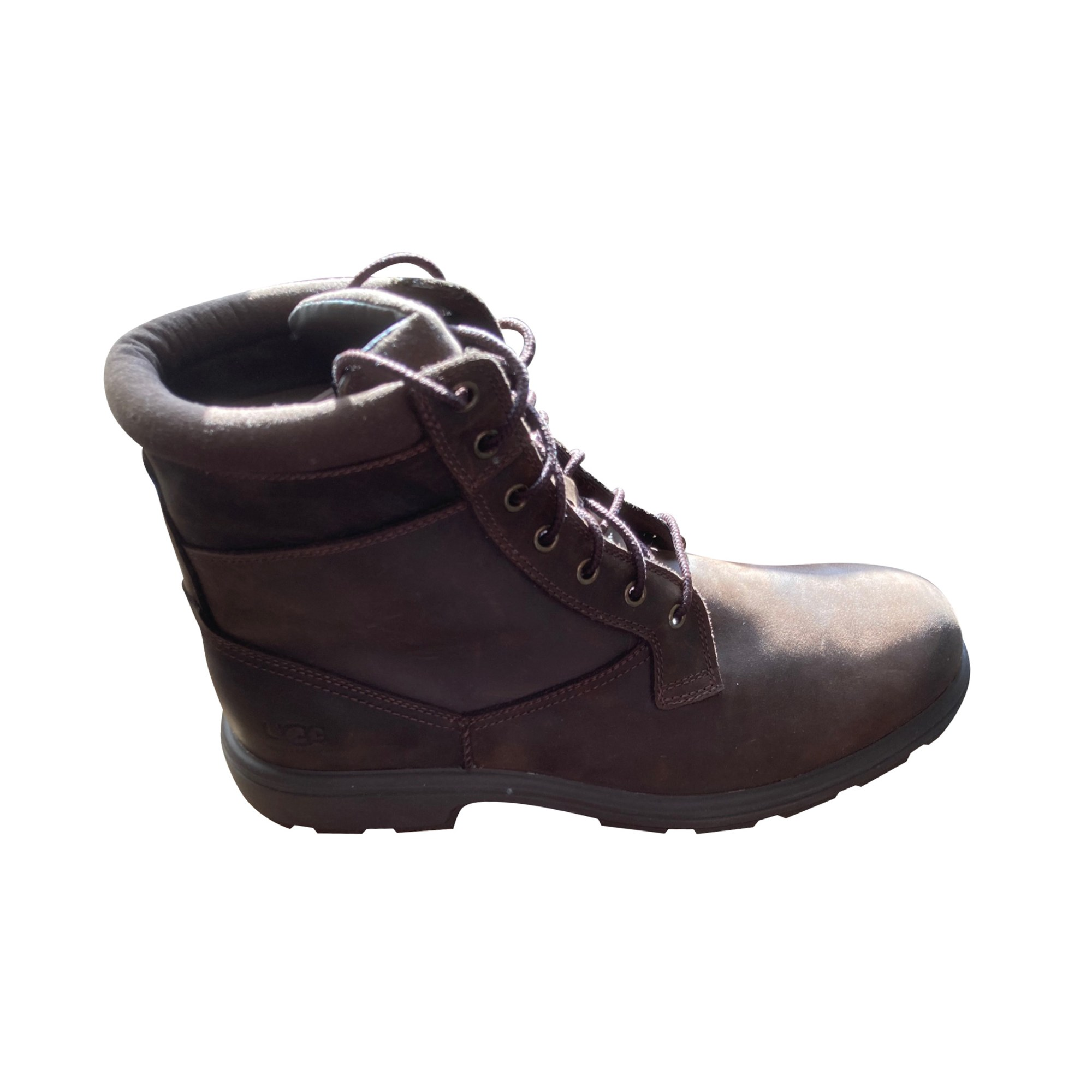 Lace Up Shoes UGG Brown