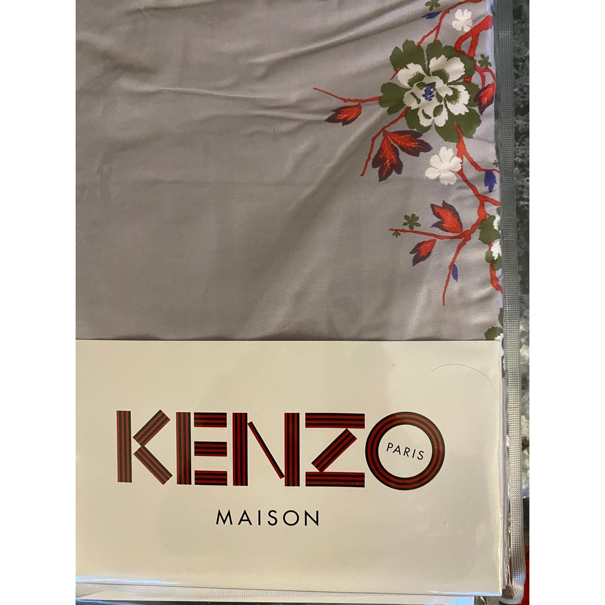 Pyjama KENZO Rouge, bordeaux
