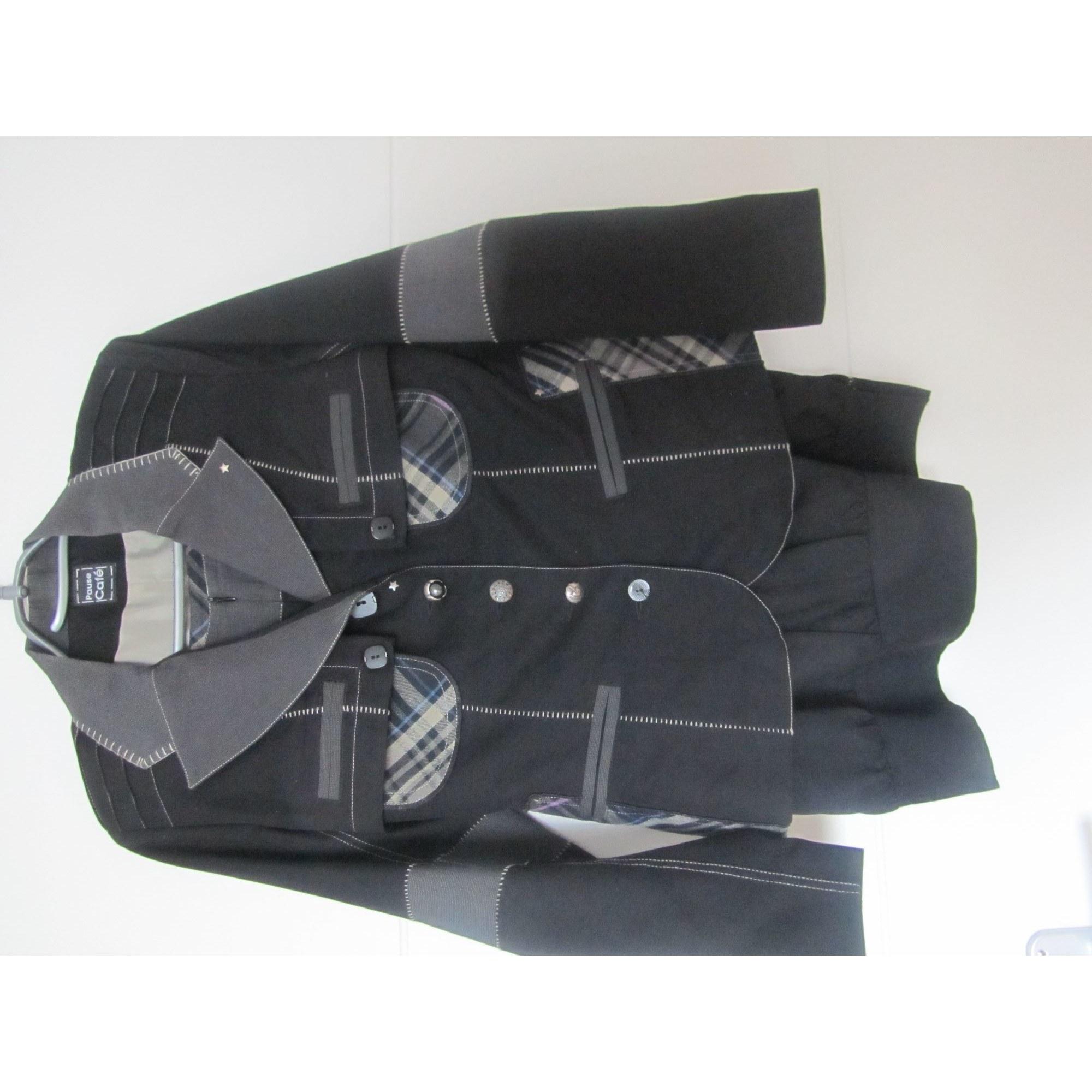 Tailleur jupe MADO ET LES AUTRES Noir