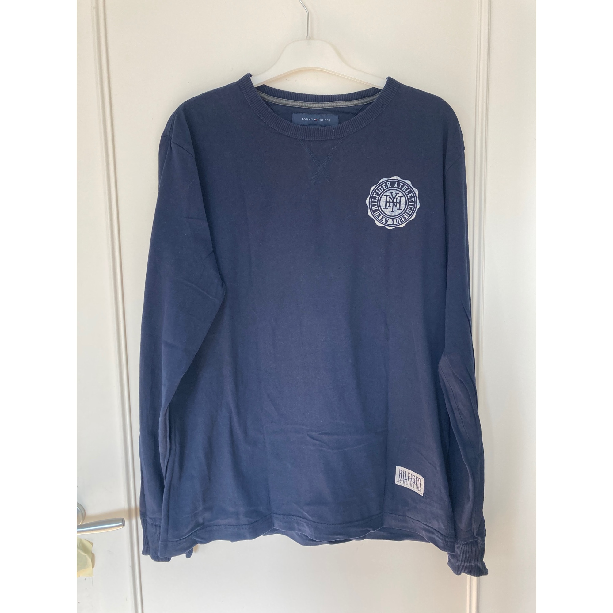 Tee-shirt TOMMY HILFIGER Bleu, bleu marine, bleu turquoise