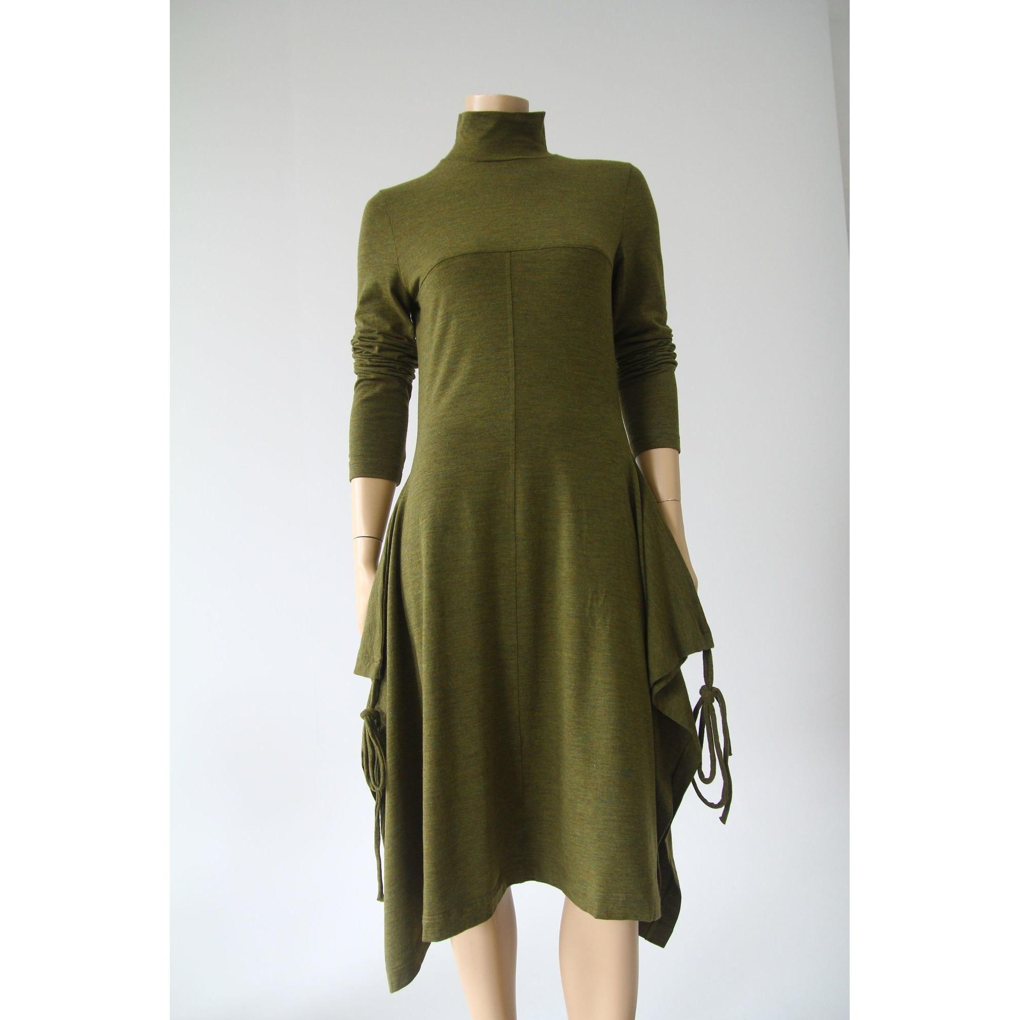 Robe tunique KENZO Vert