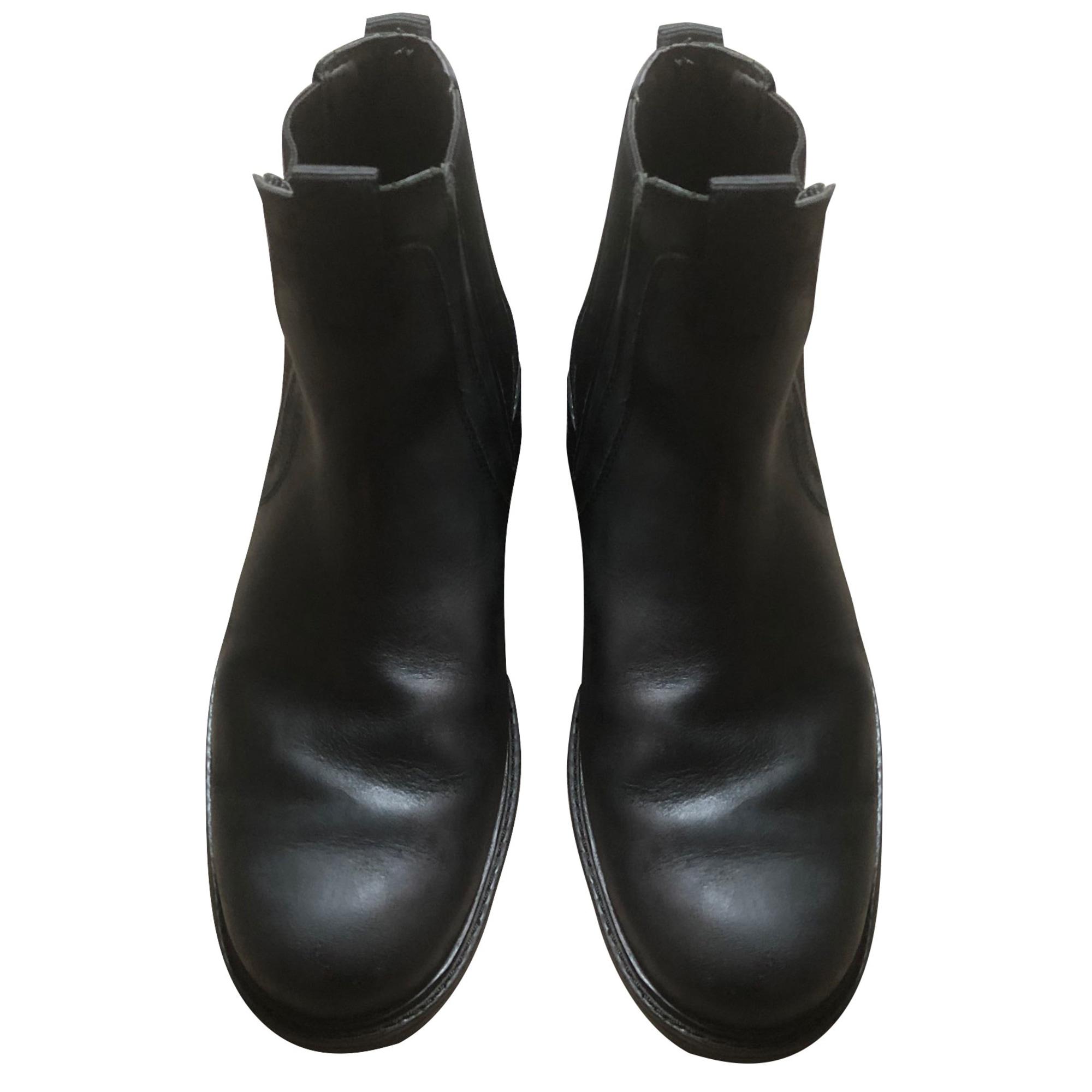 Stiefeletten, Ankle Boots TIMBERLAND Schwarz