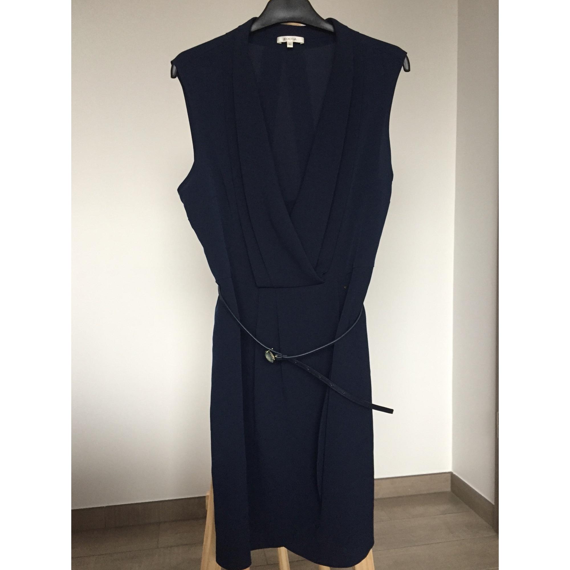 Robe courte KOCCA Bleu, bleu marine, bleu turquoise