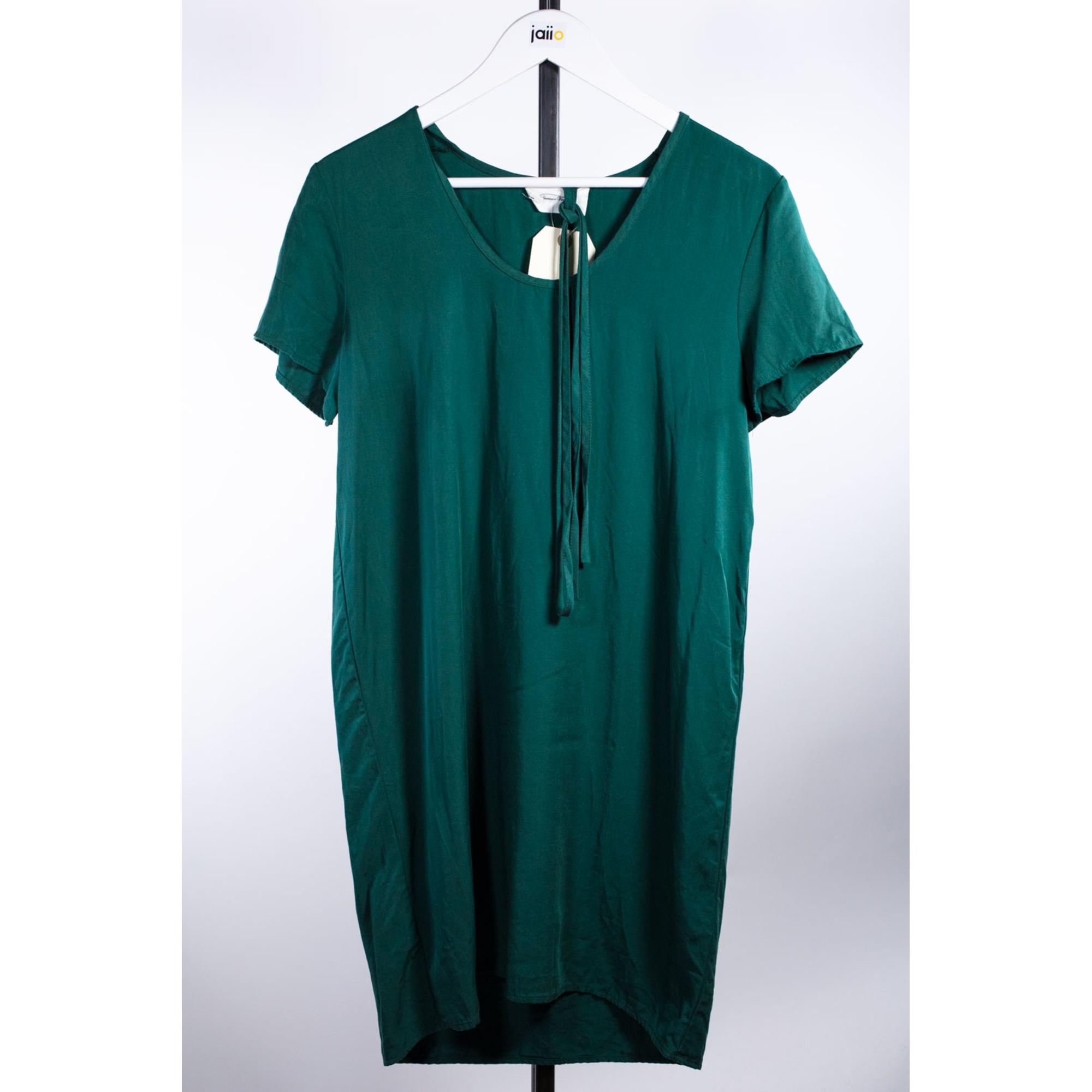 Robe courte AMERICAN VINTAGE Vert