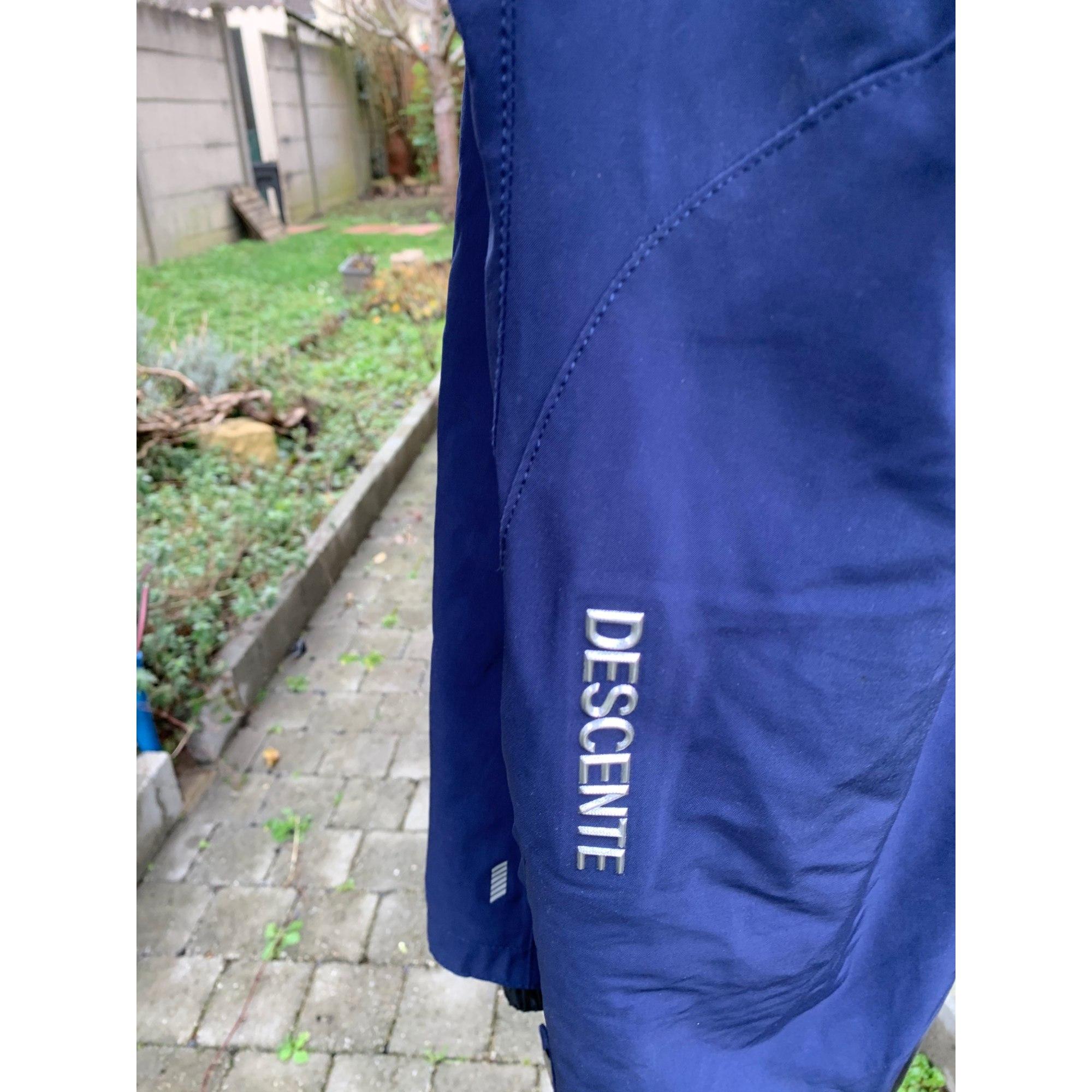 Latzhose DESCENTE Blau, marineblau, türkisblau