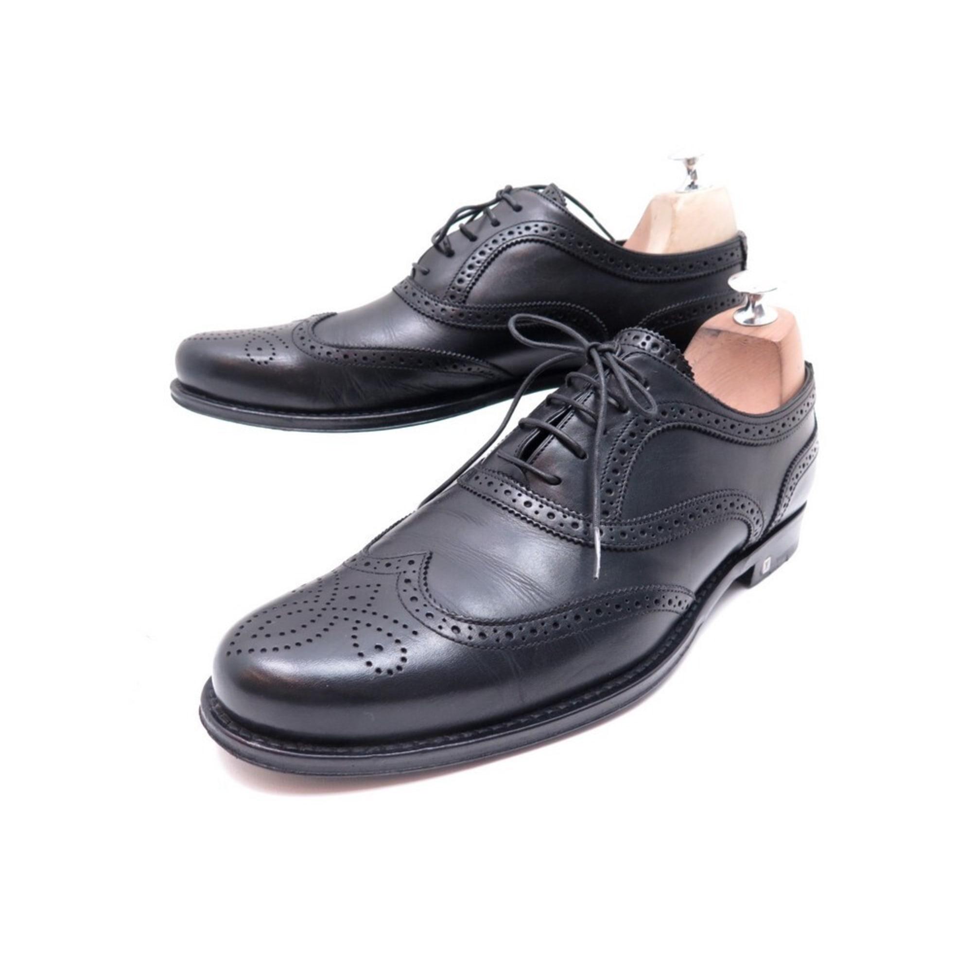 Lace Up Shoes LOUIS VUITTON Noir