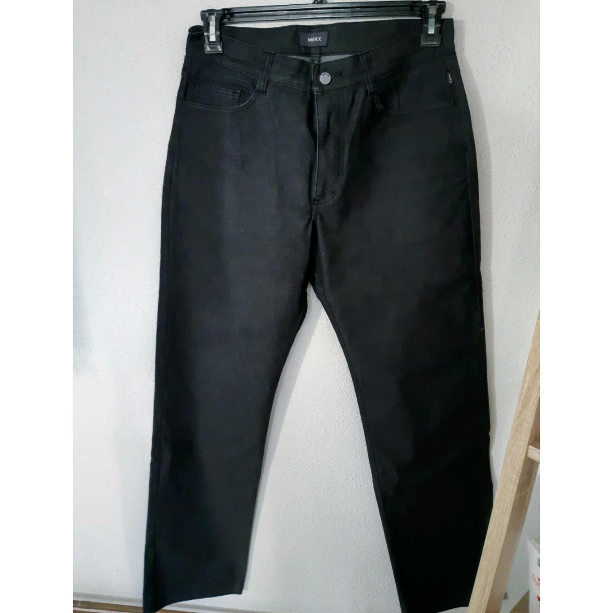 Pantalon droit MEXX Gris, anthracite