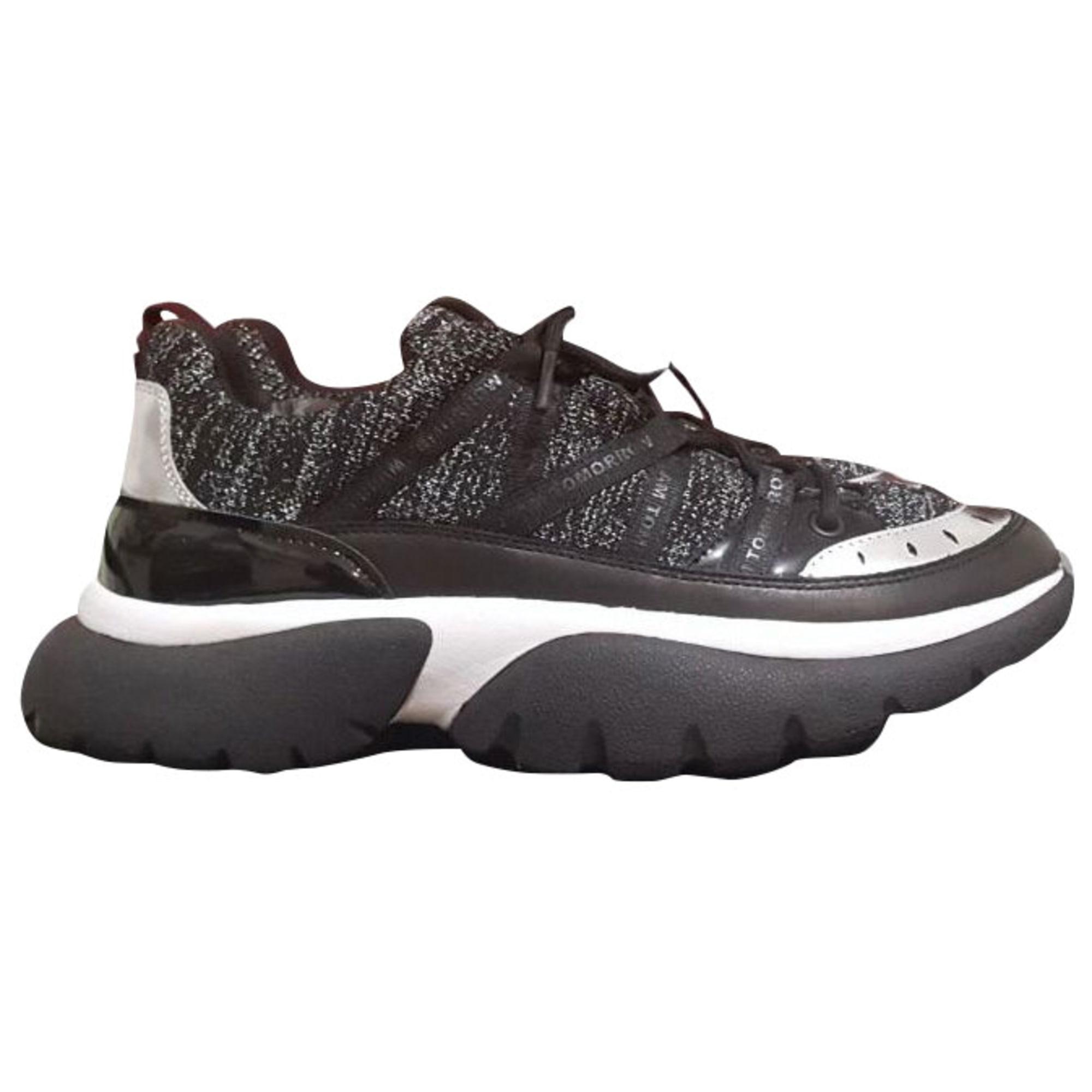 Baskets MAJE Noir