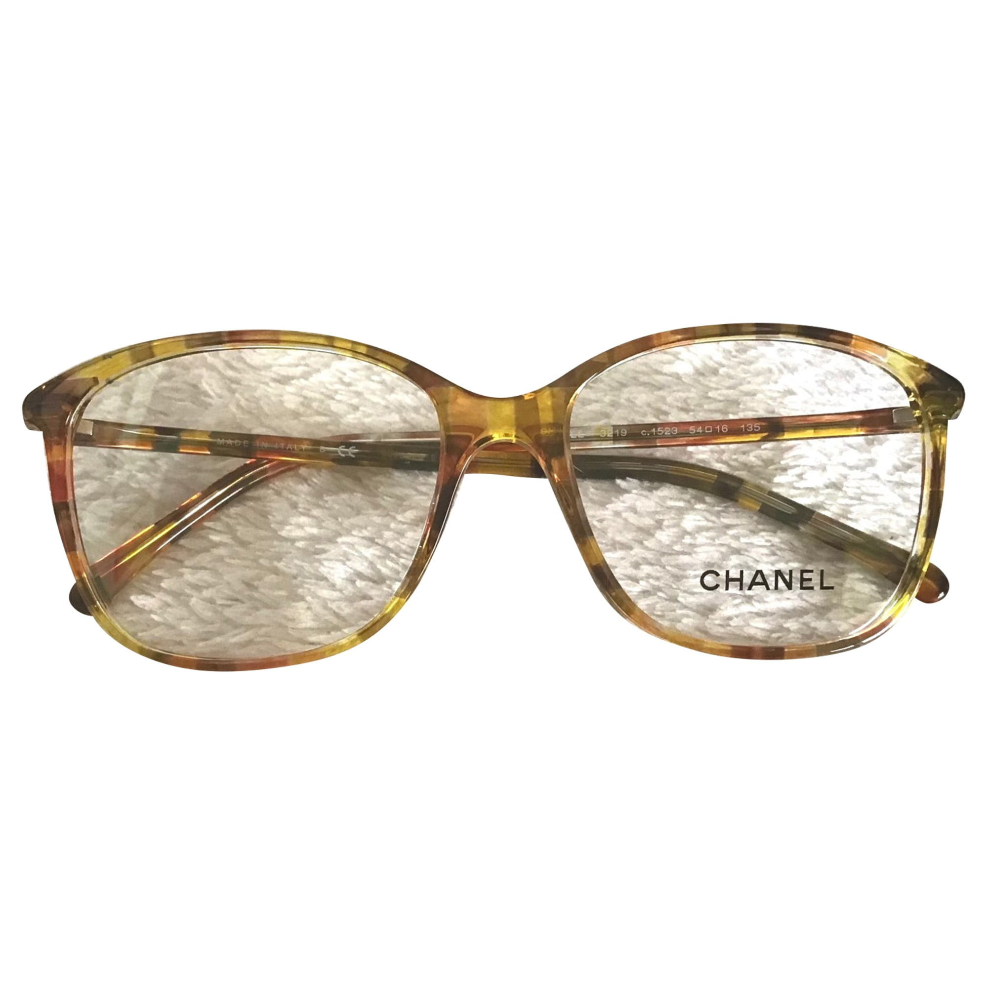 Eyeglass Frames CHANEL Ecaille de tortue