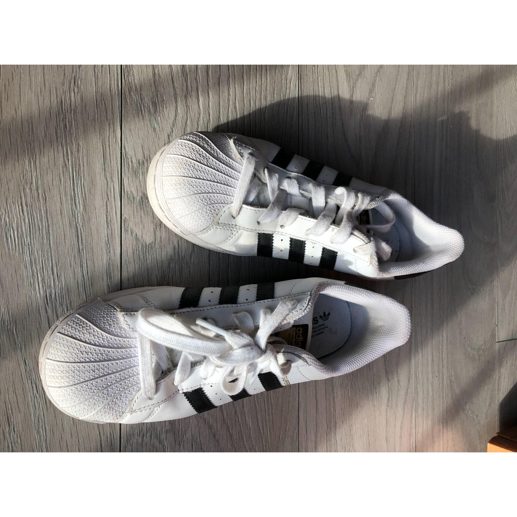 Sneakers ADIDAS Superstar Weiß, elfenbeinfarben