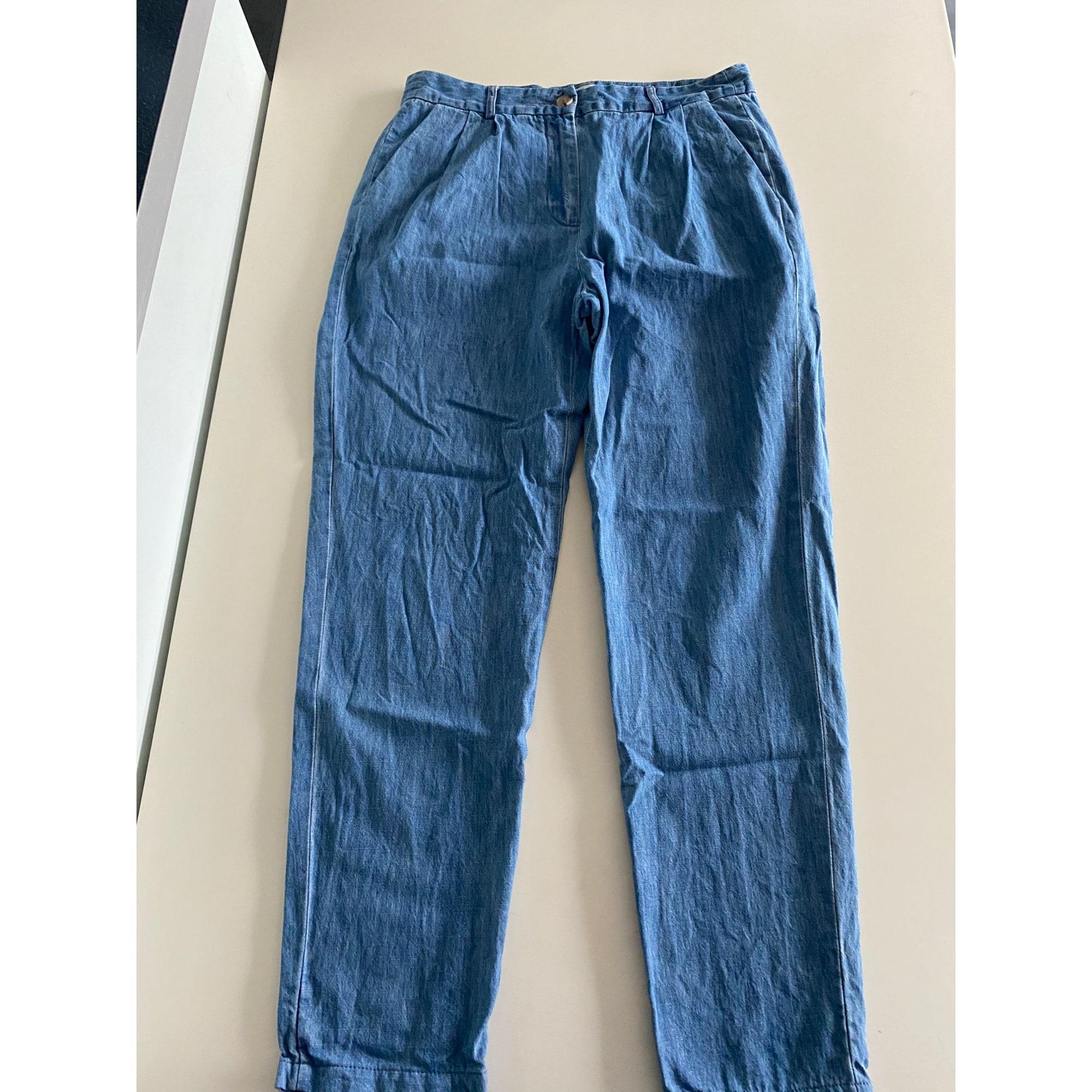 Pantalon droit PABLO PAR GÉRARD DAREL Bleu, bleu marine, bleu turquoise
