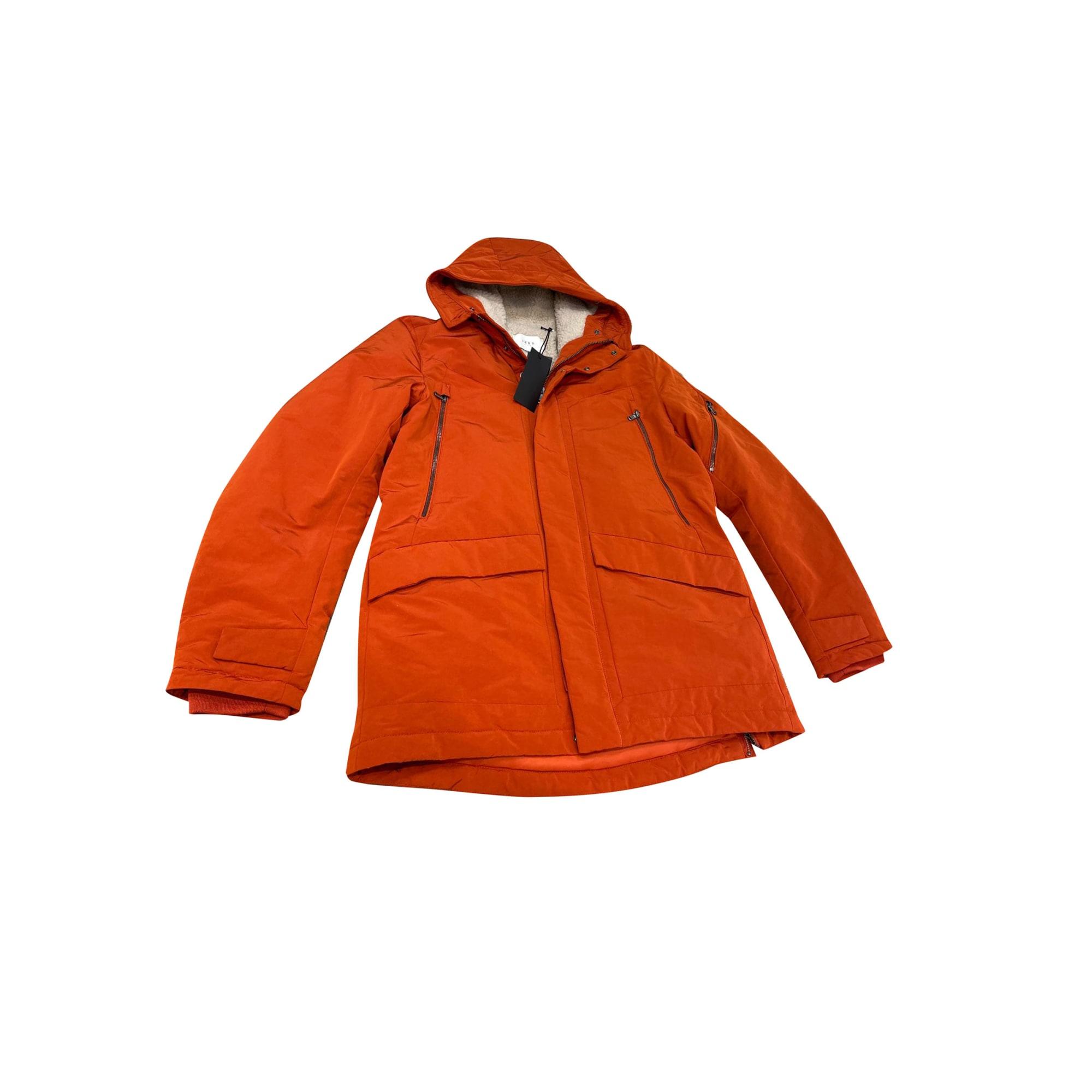 Blouson IKKS Orange
