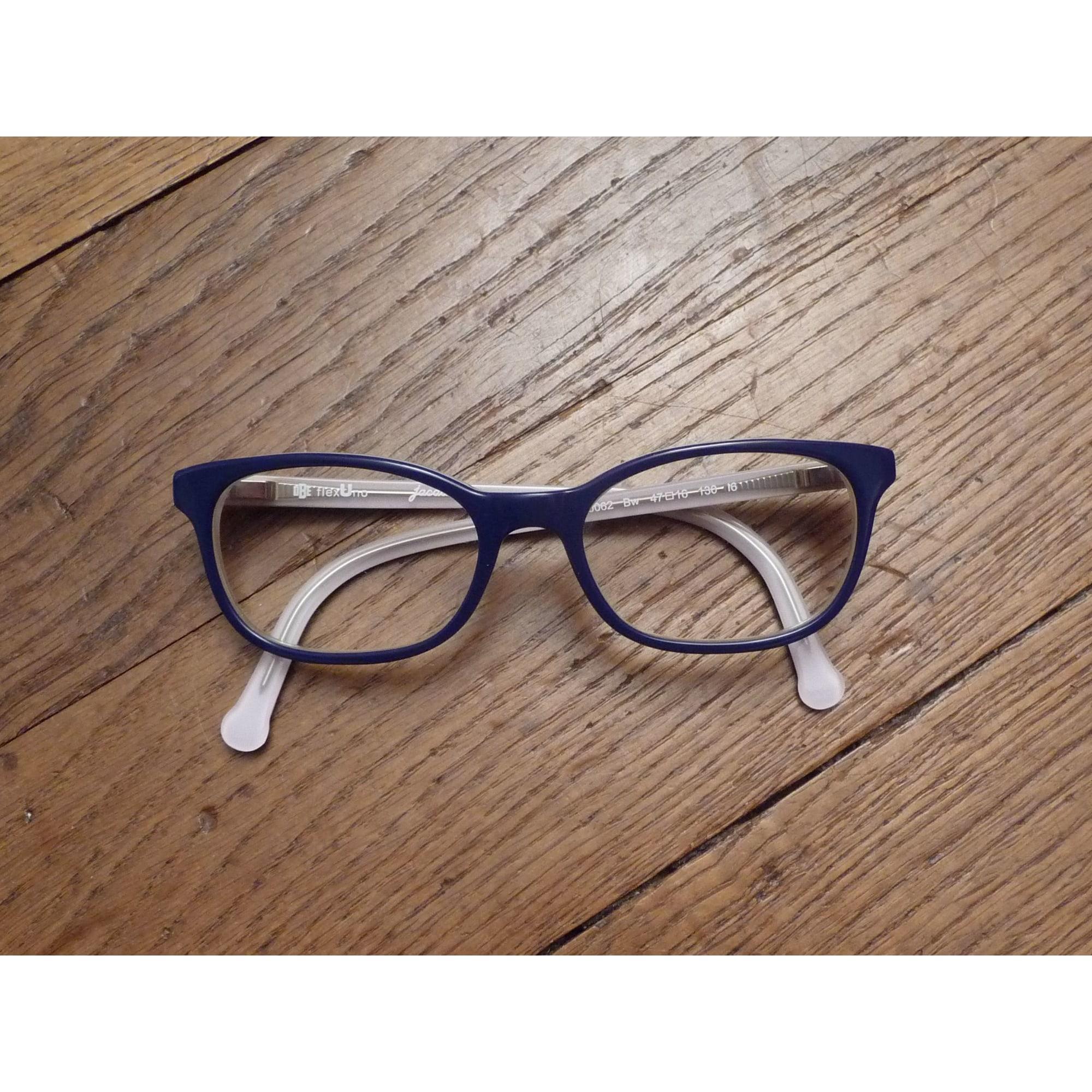 Brillen JACADI Blau, marineblau, türkisblau