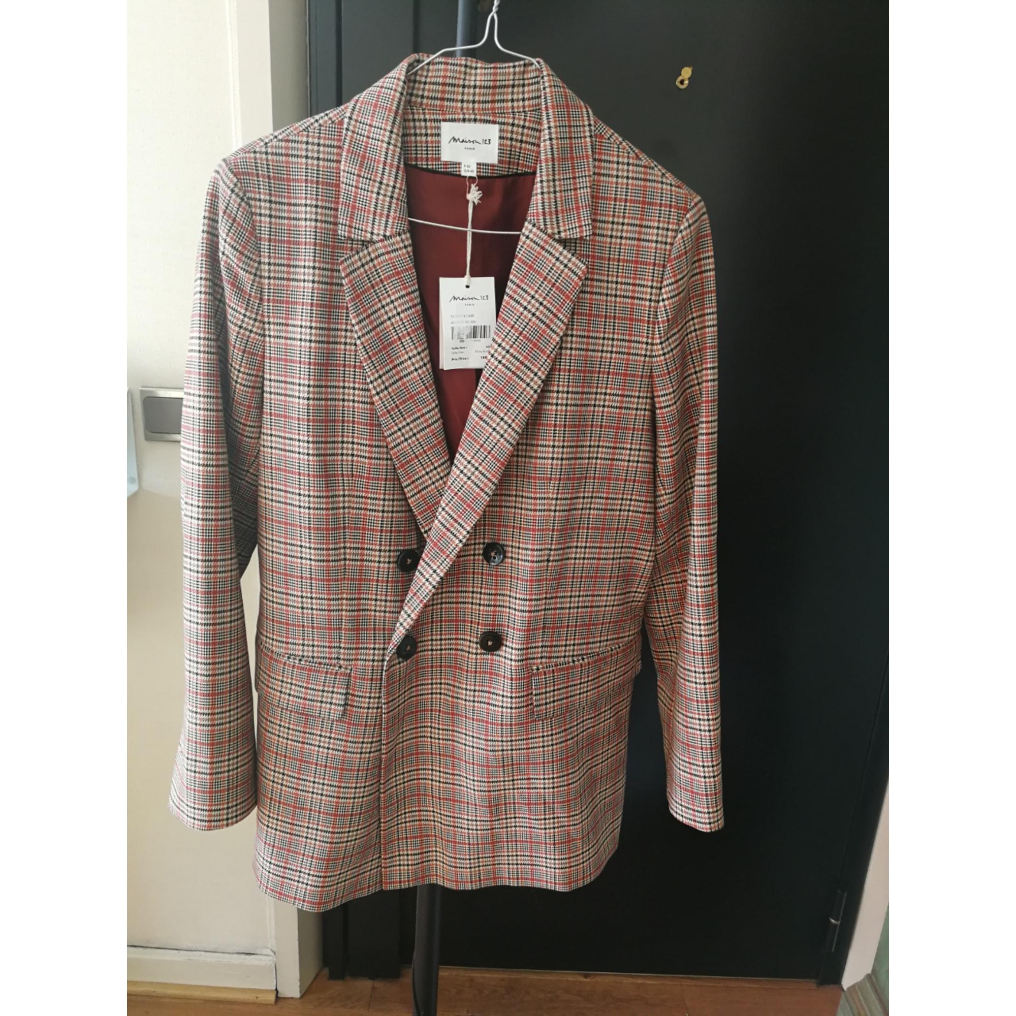 Blazer, veste tailleur MAISON123 Marron