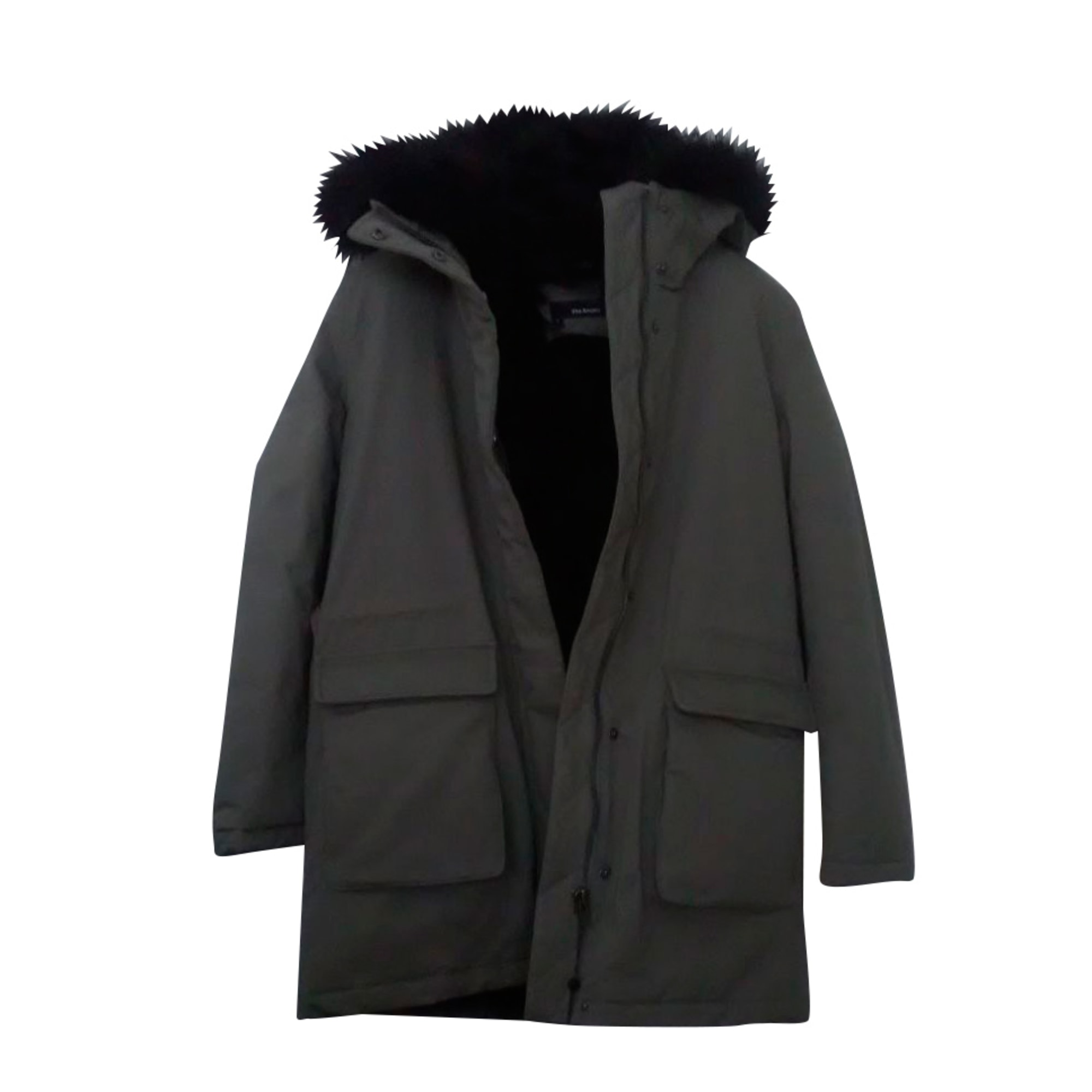 Parka THE KOOPLES Kaki