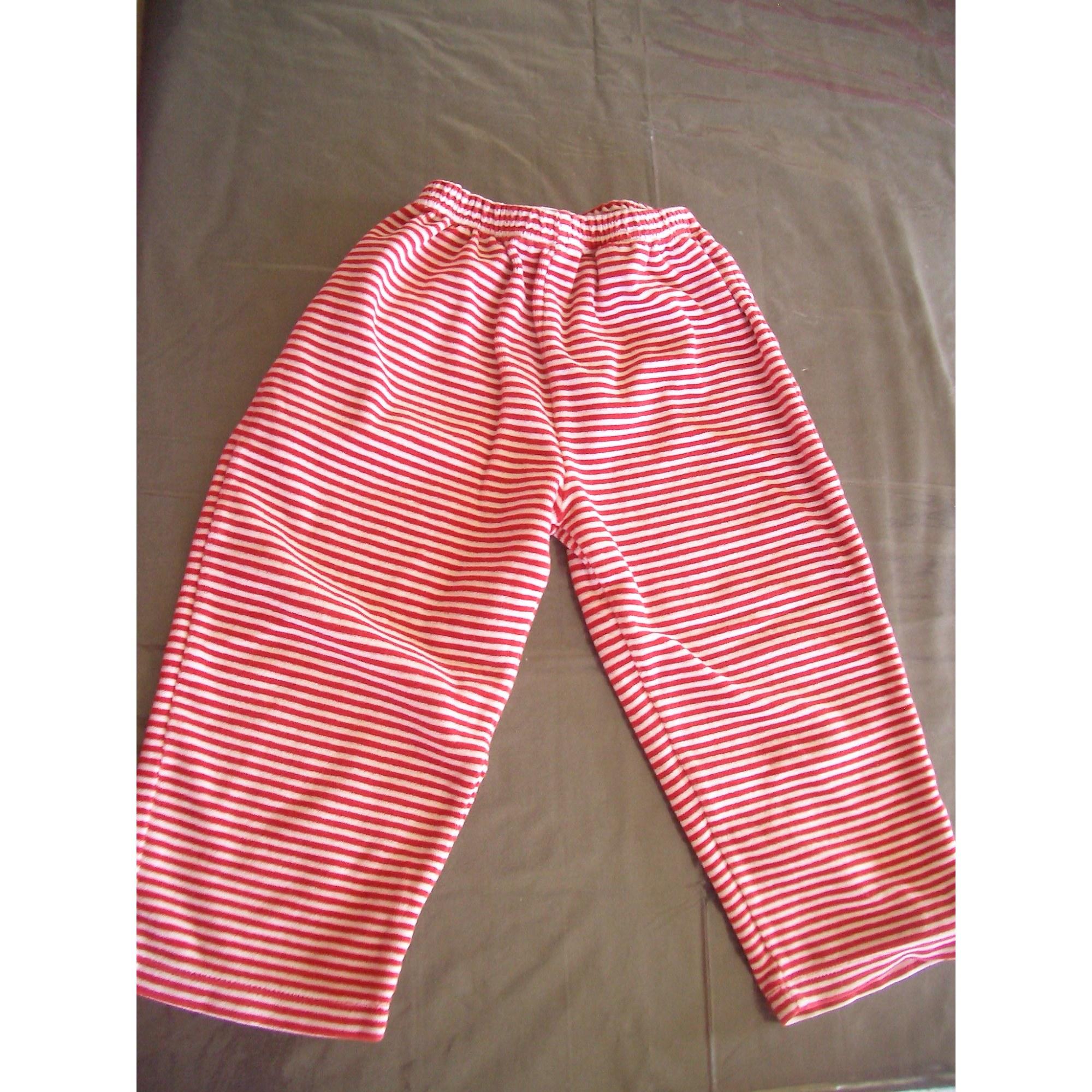 Pyjama BOUT'CHOU Rouge, bordeaux