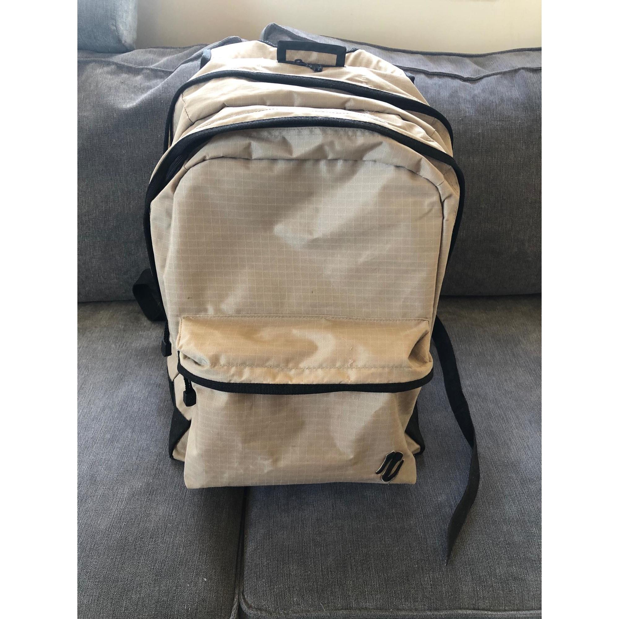 Backpack R-TOWN Beige, camel