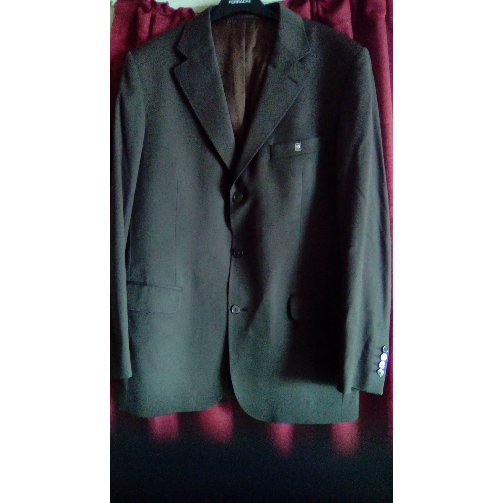 Veste SERGE BLANCO Marron