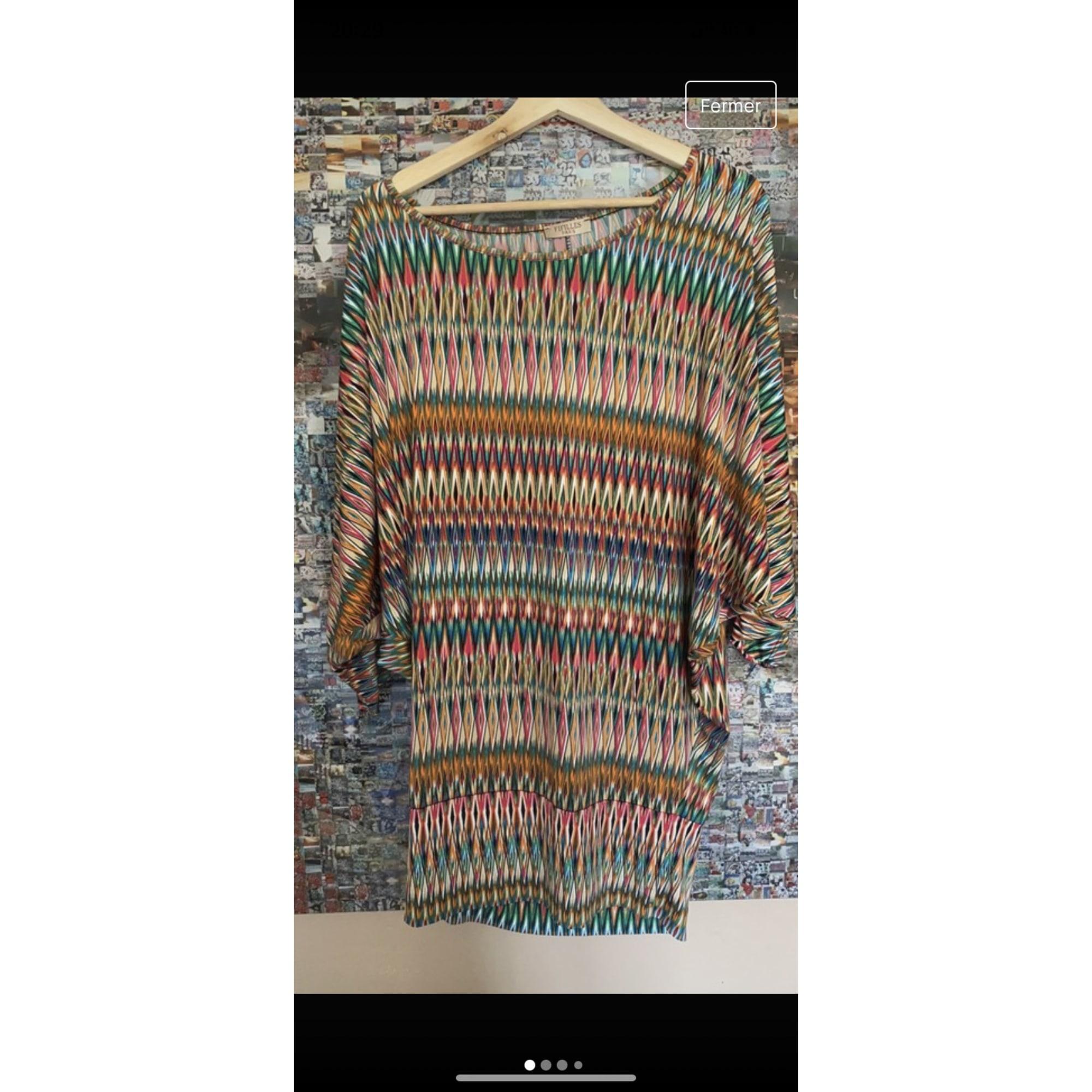 Robe tunique BOUTIQUE INDEPENDANTE Multicouleur