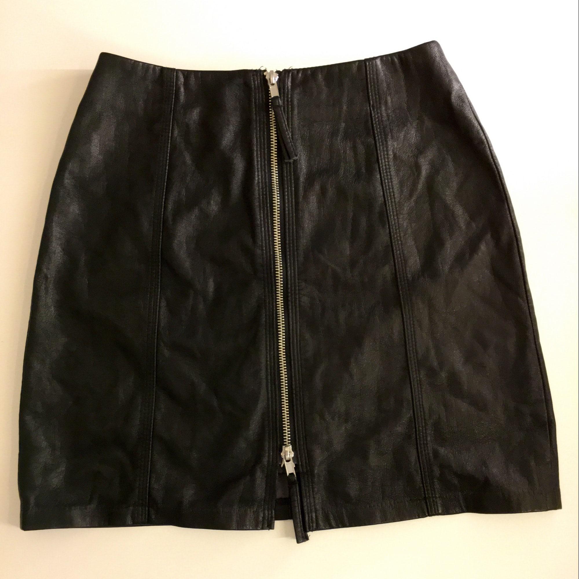 Jupe courte H&M Noir