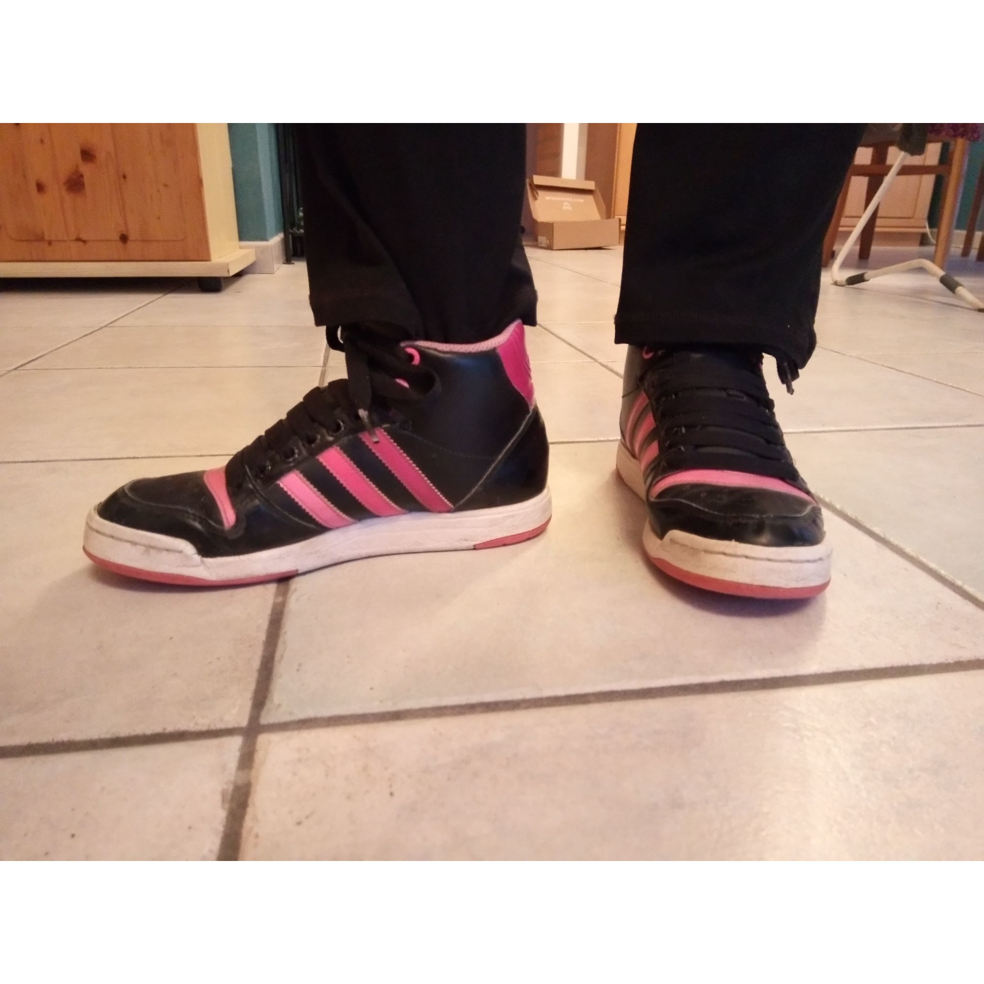 Sneakers ADIDAS Schwarz