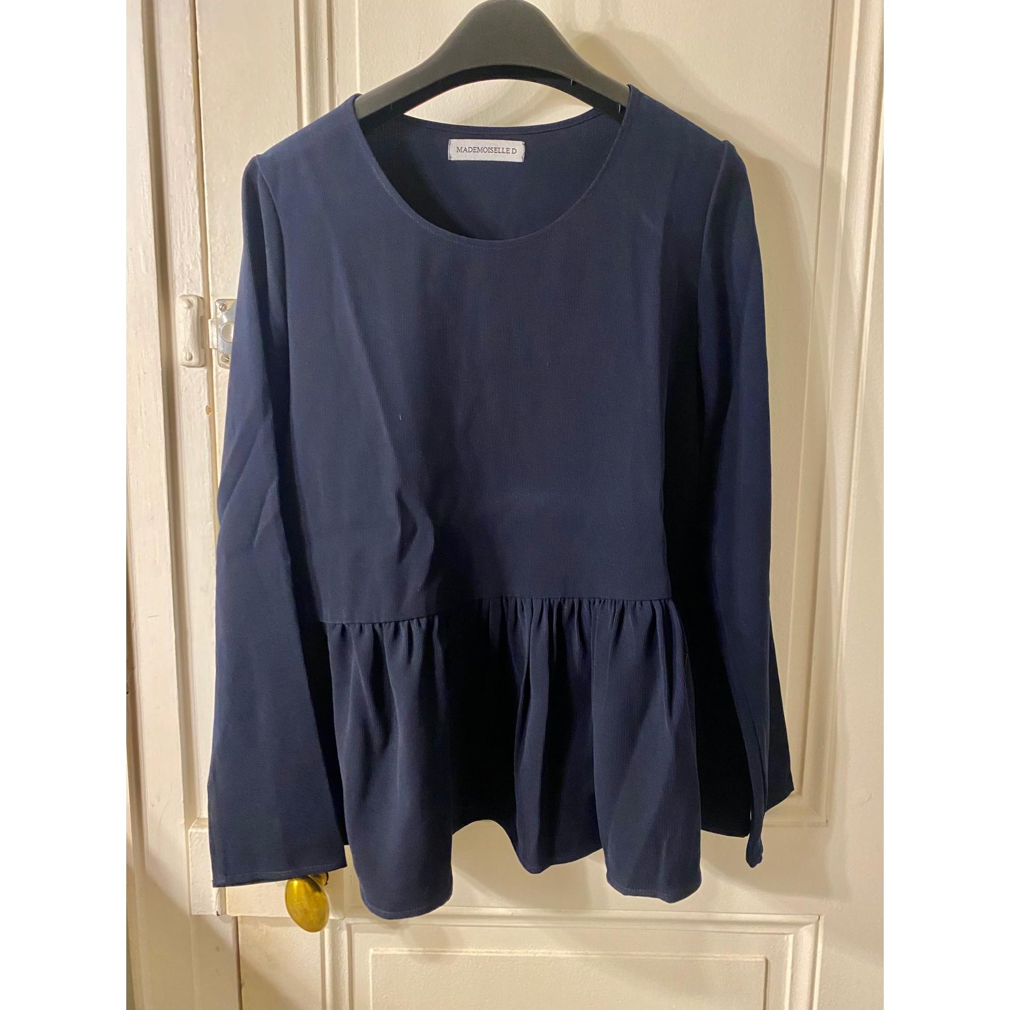 Top, tee-shirt MADEMOISELLE D Bleu, bleu marine, bleu turquoise
