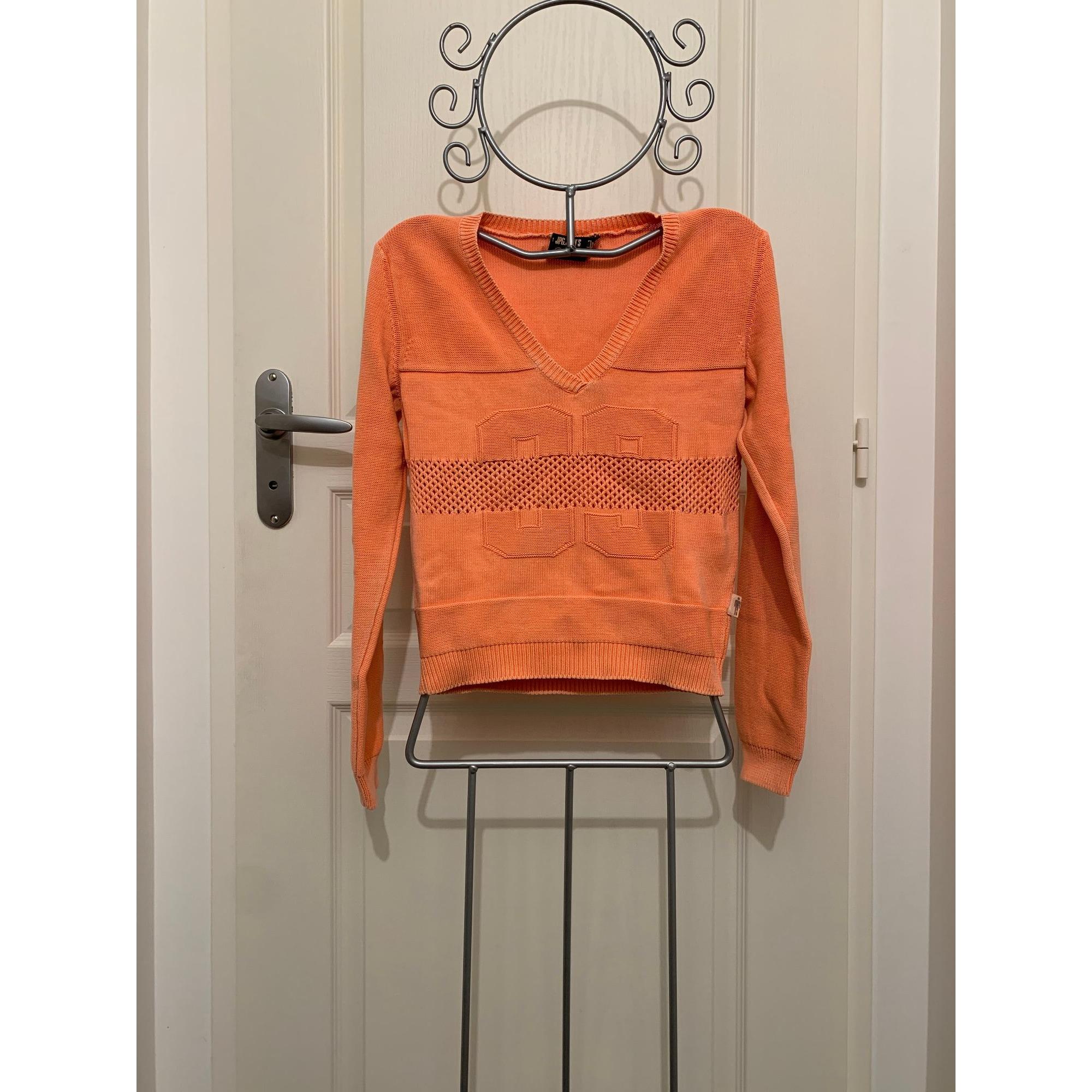 Top, tee-shirt JEAN PAUL GAULTIER Orange